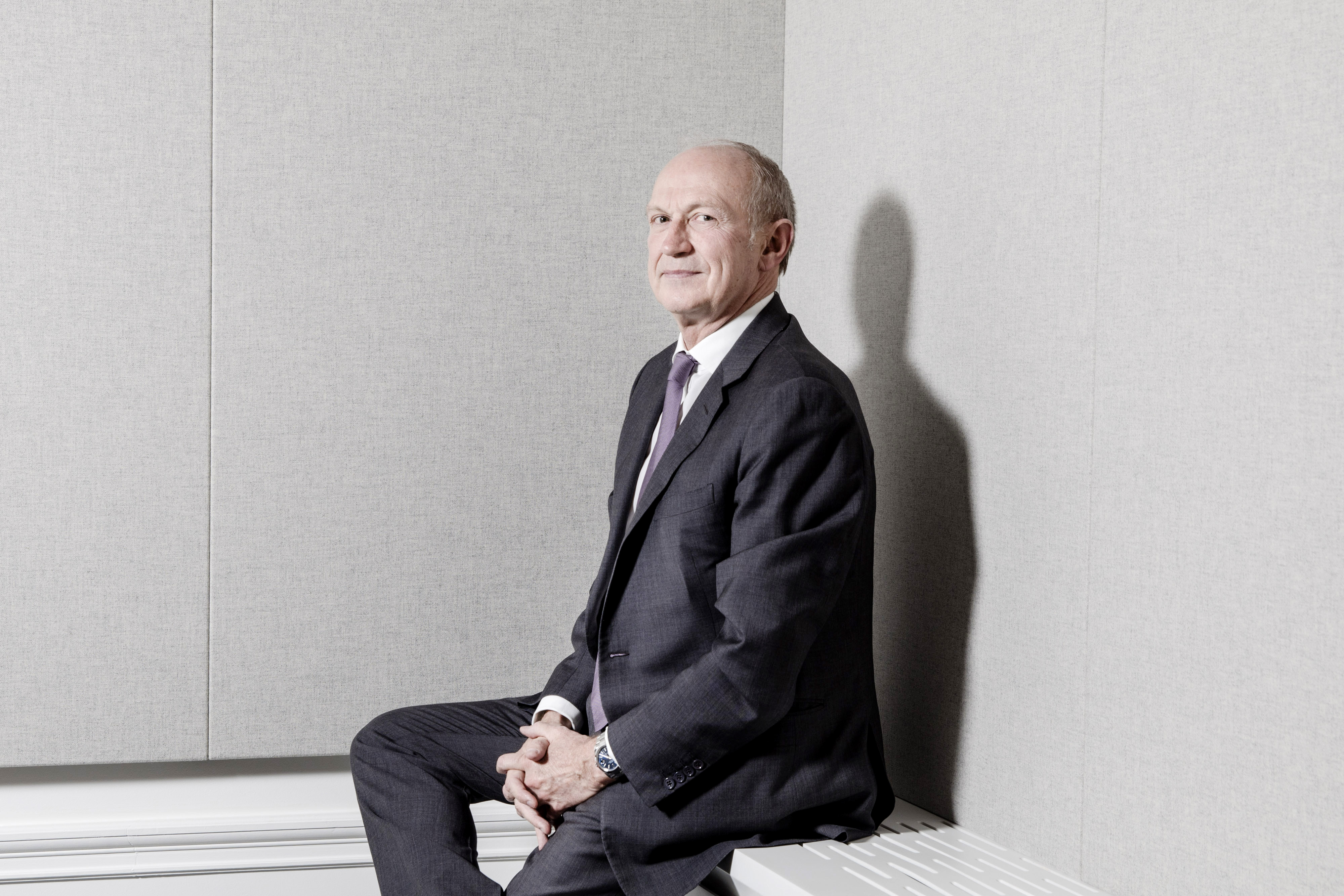 L'Oreal SA Chief Executive Officer Jean-Paul Agon Portraits