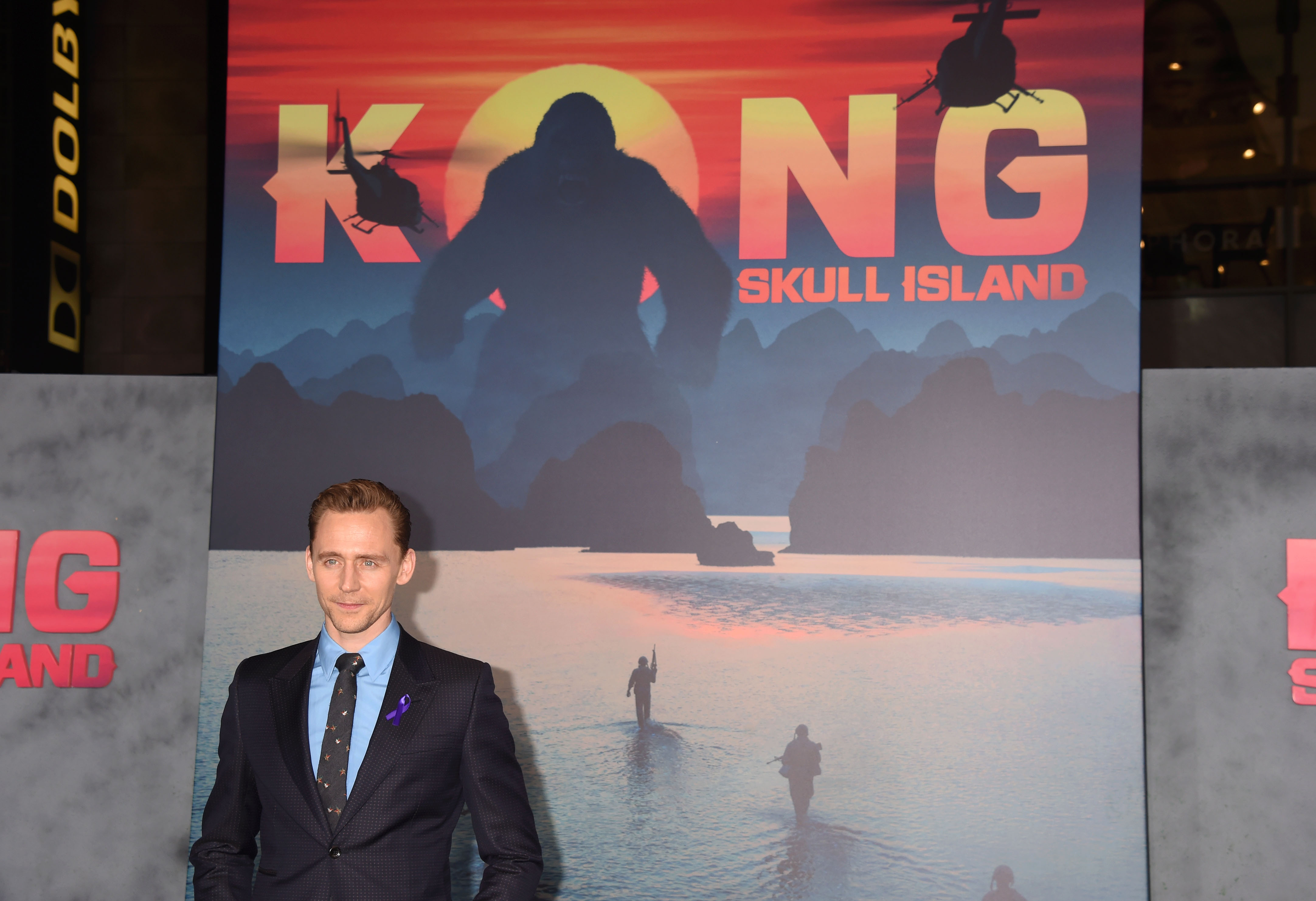 "Premiere Of Warner Bros. Pictures' ""Kong: Skull Island"" - Arrivals"