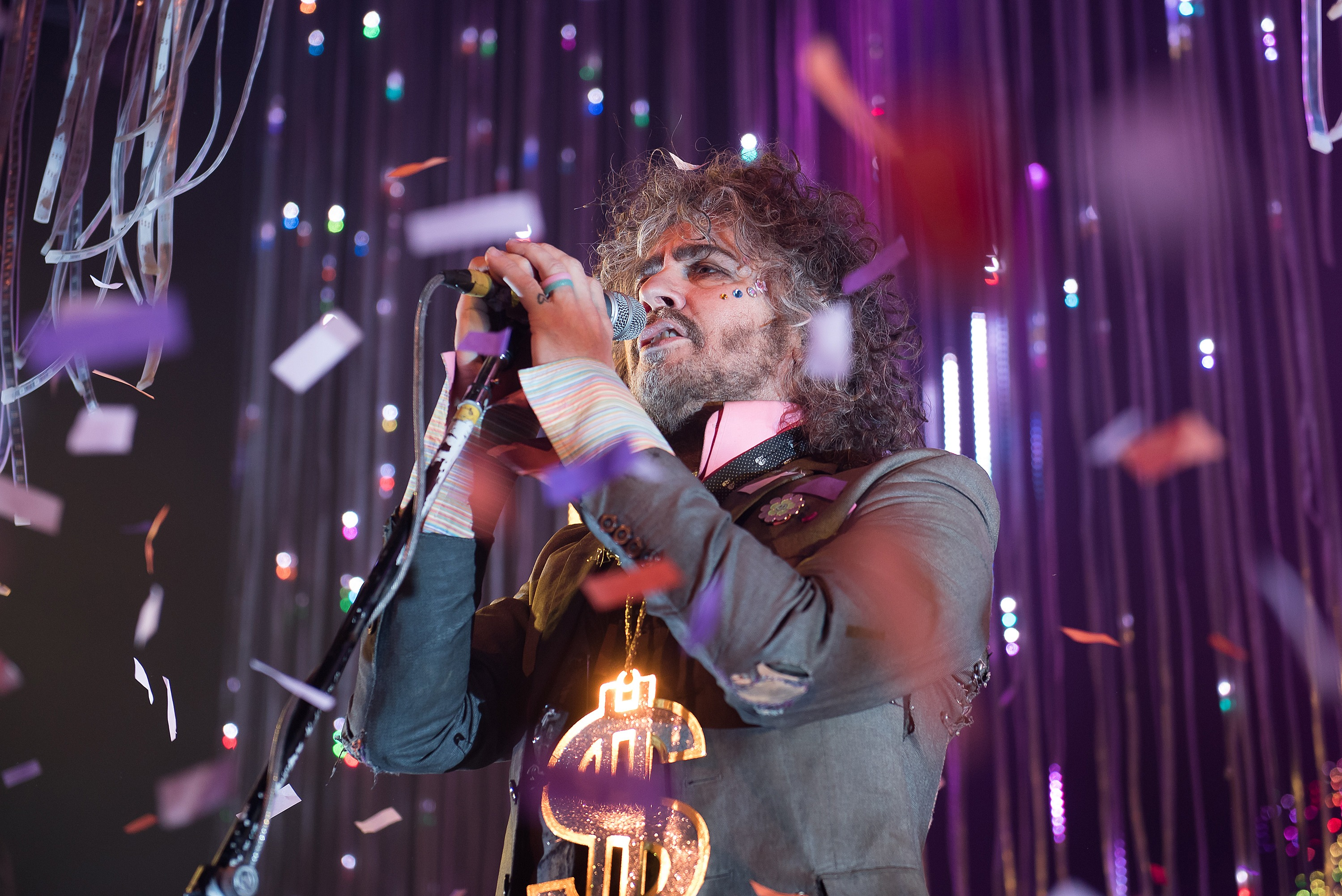 The Flaming Lips In Concert - Westbury, New York