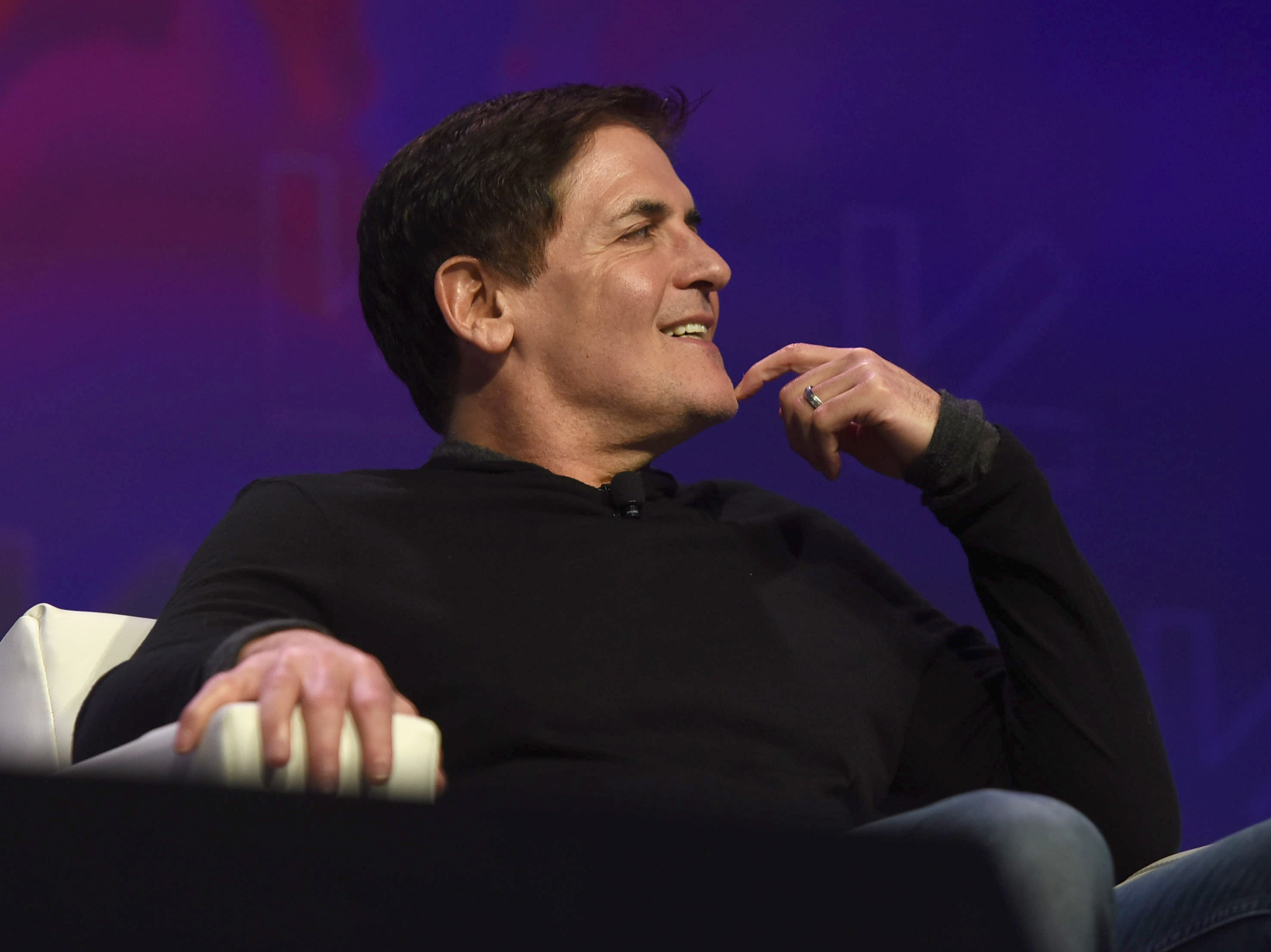 Mark Cuban & Tech Execs: Is Govt Disrupting Disruption? - 2017 SXSW Conference and Festivals