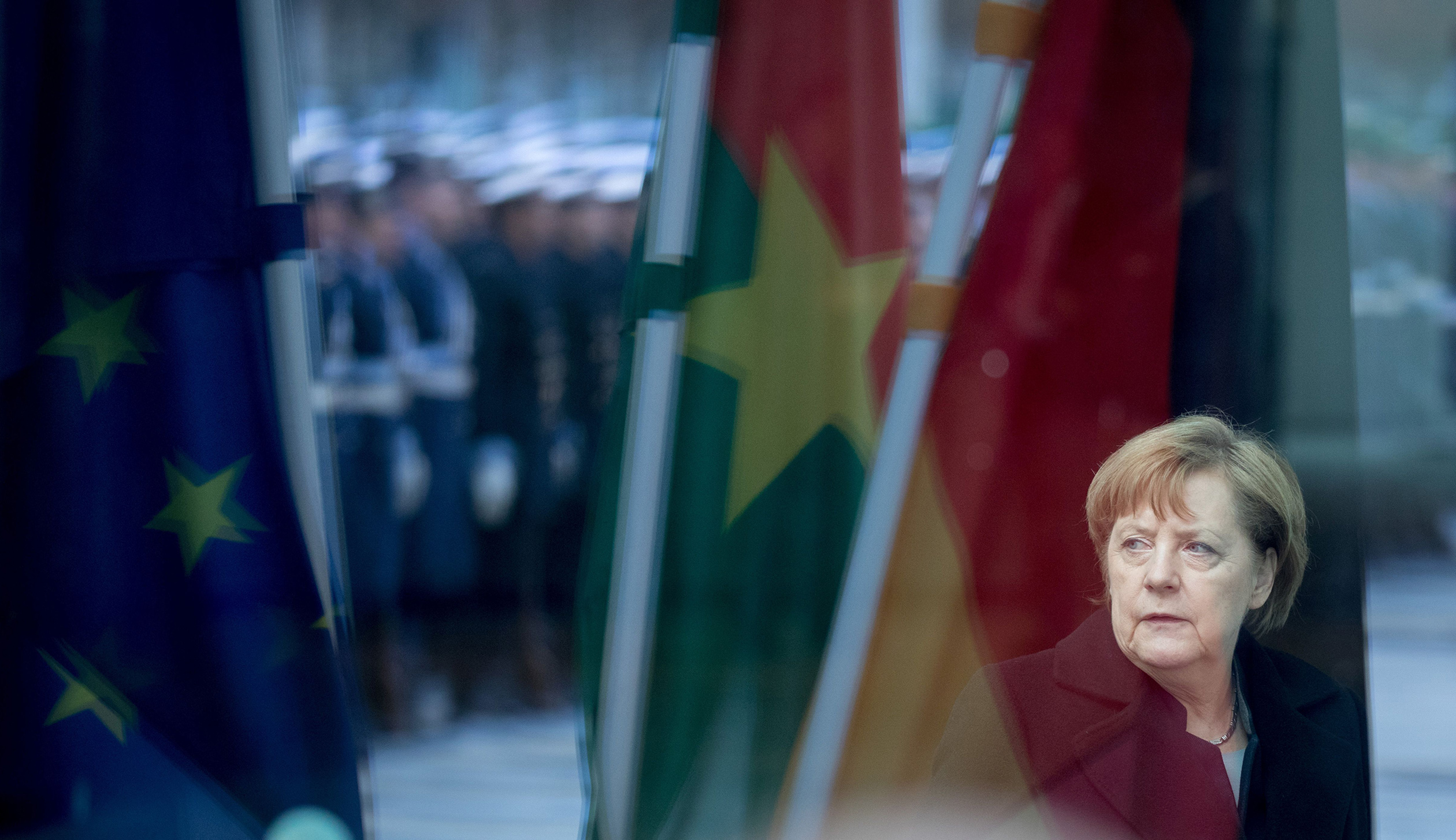 GERMANY-BURKINA-FASO-DIPLOMACY