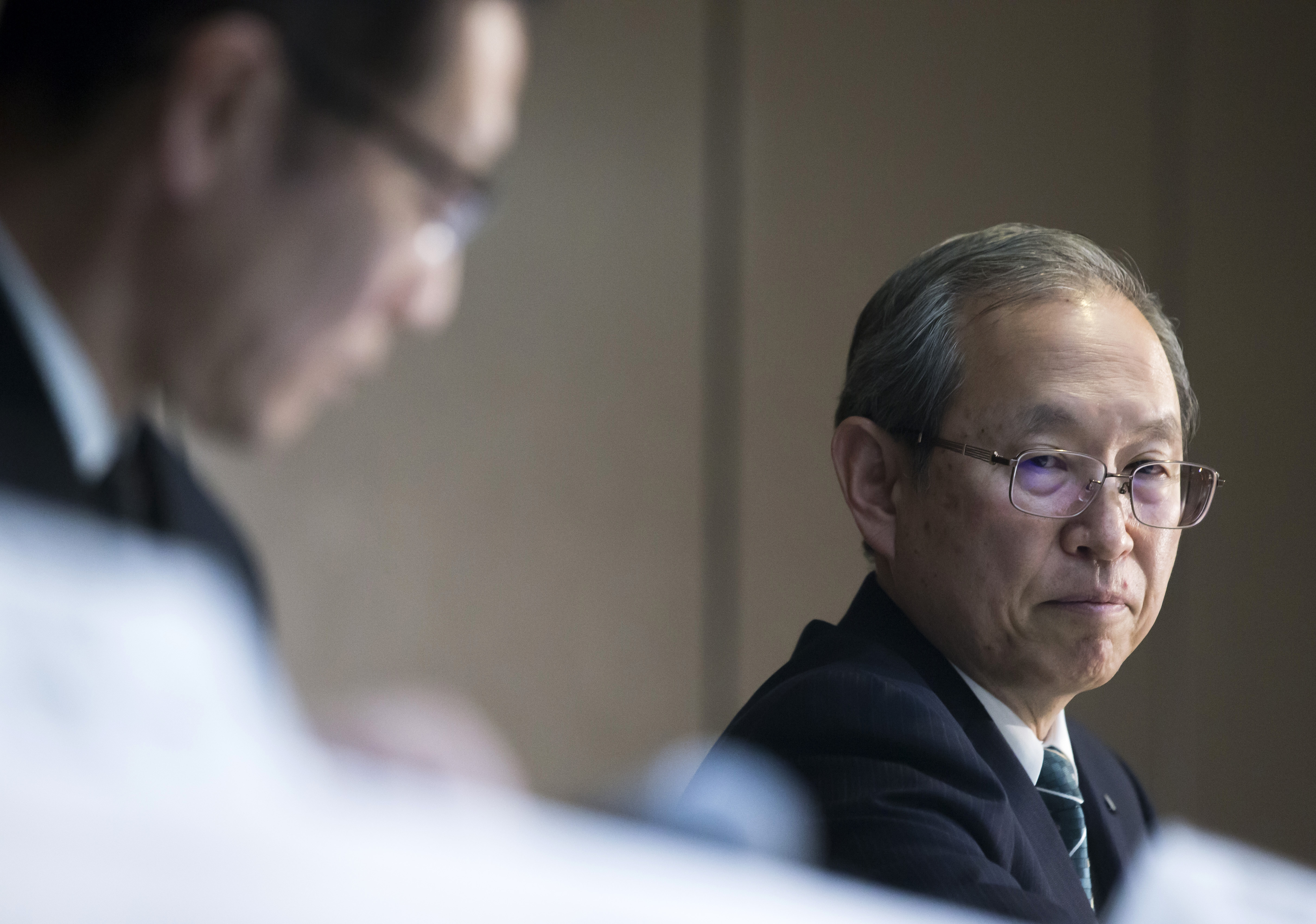 Toshiba Announces Its U.S. Nuclear Unit Files for Bankruptcy Protection