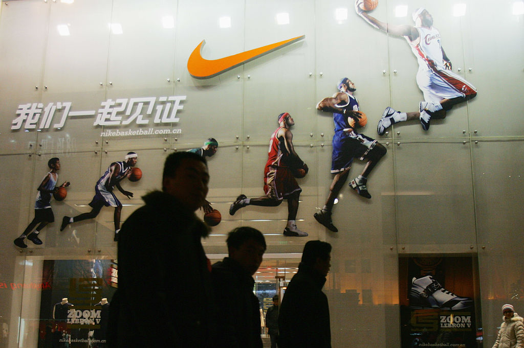 Beijing Olympic Games Brings The Enormous Commercial Opportunity