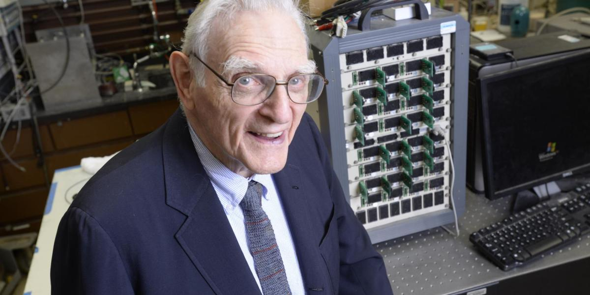 Lithium-Ion Pioneer Introduces New Battery That's Three Times Better