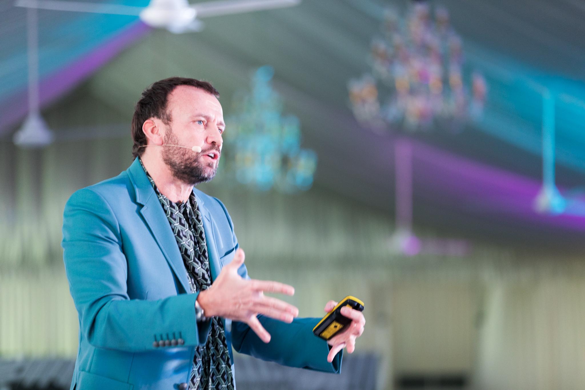 Mauro Porcini, chief design officer of PepsiCo.