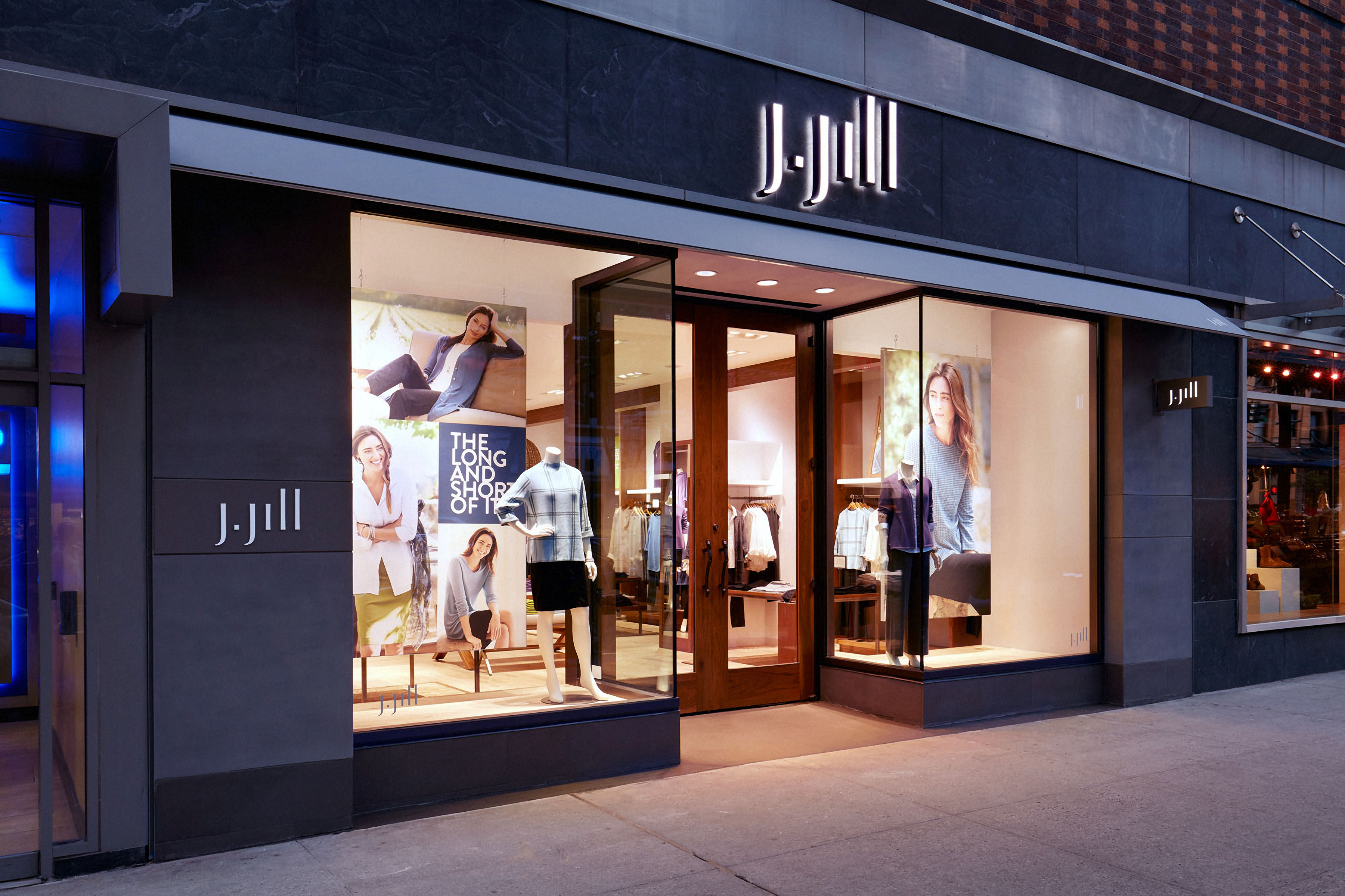 Women's apparel retailer J. Jill is officially debuting shares on the New York Stock Exchange on Thursday.