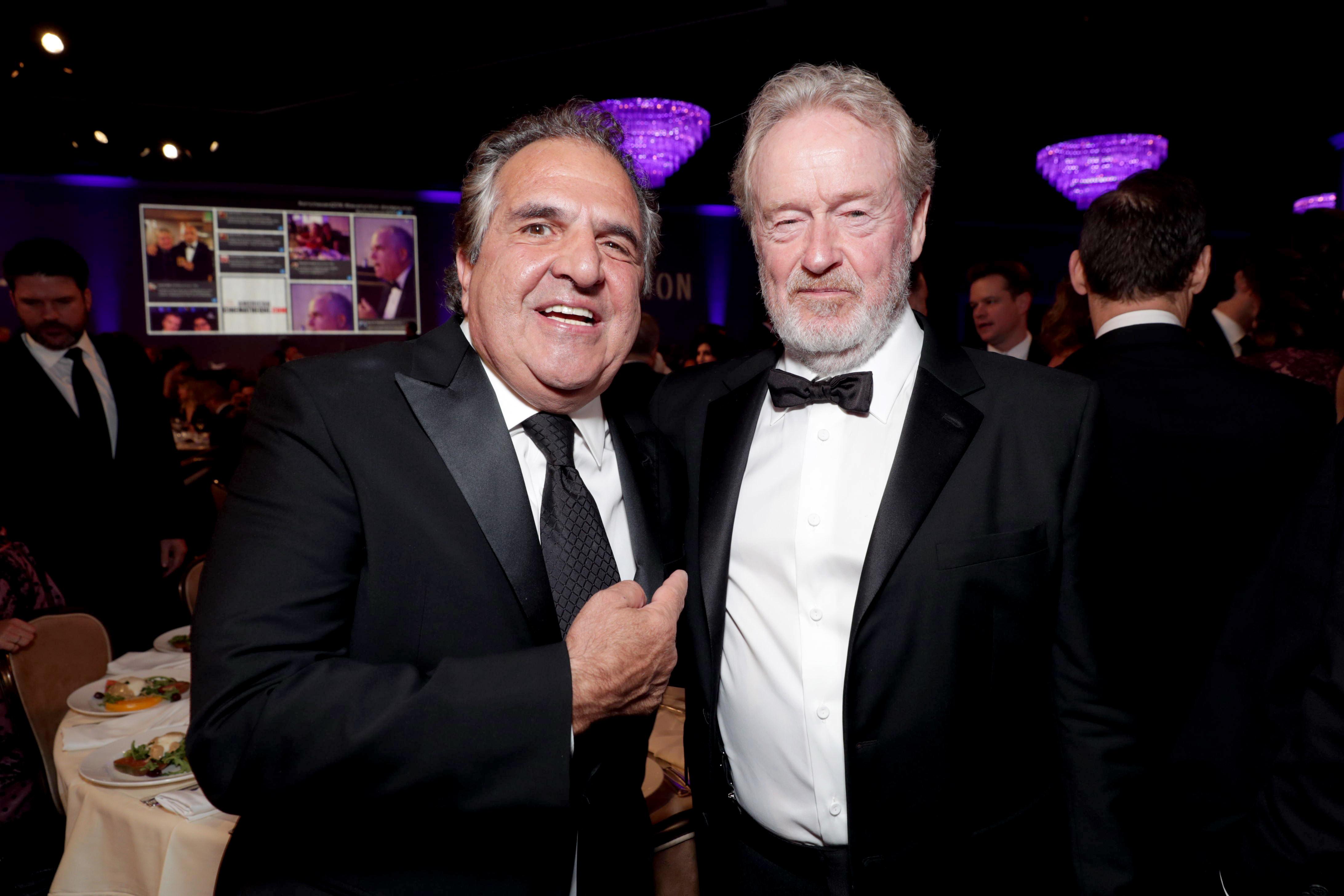 Jim Gianopulos, Ridley Scott