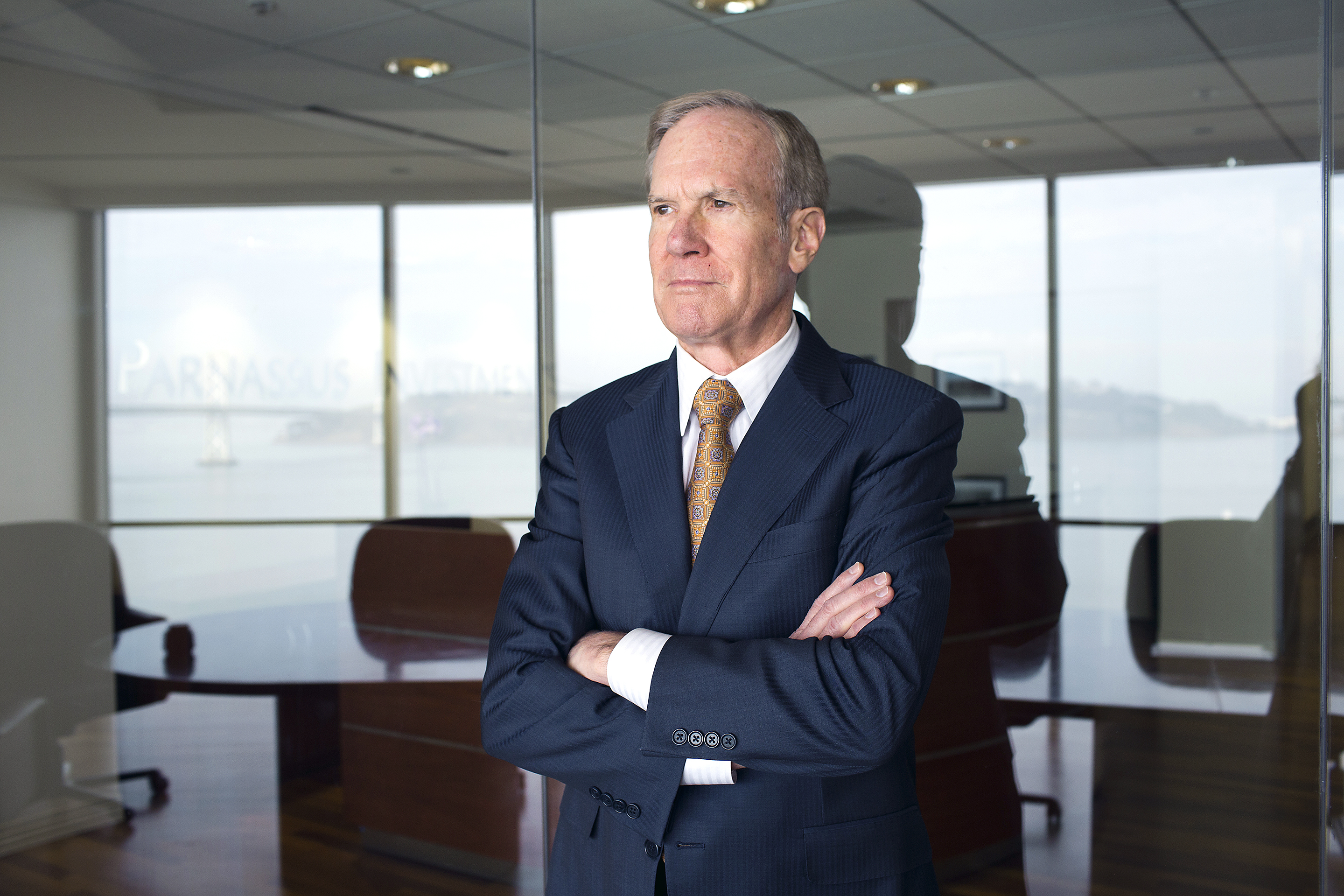 """Everyone Wins: Parnassus's Jerry Dodson: """"If you take good care of your employees, if you treat them well, if you pay them fairly, they're going to work harder."""""""