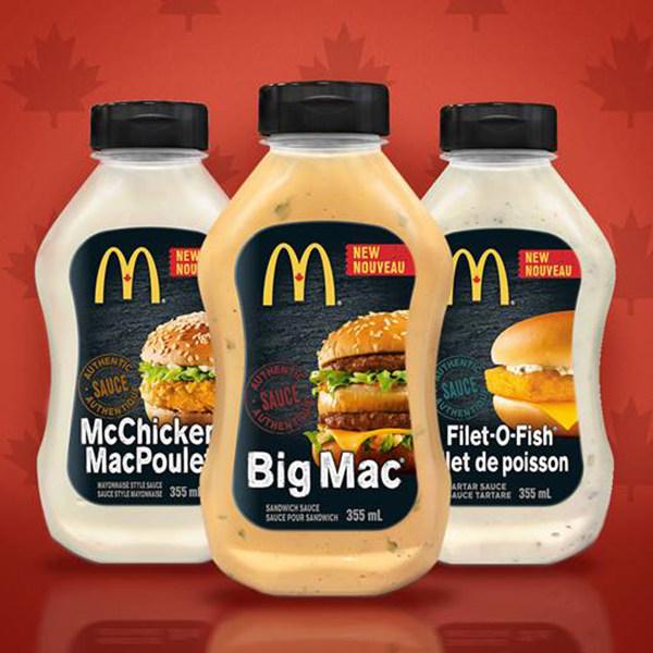 McDonald-s Canada-Get ready Canada- Big Mac- Filet-O-Fish- and M