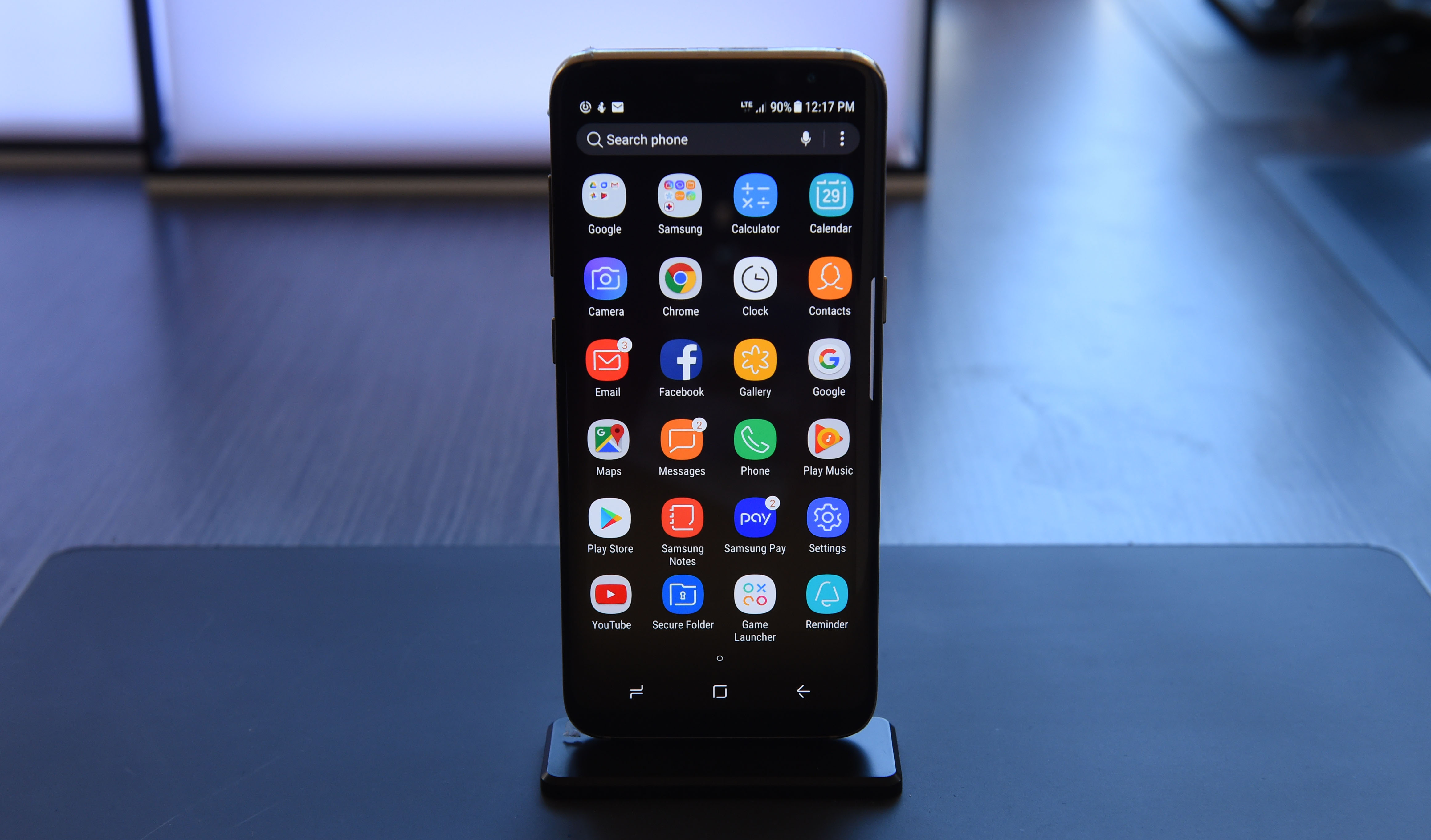 Samsung Galaxy S8 v  iPhone 7: Pros, Cons   Fortune