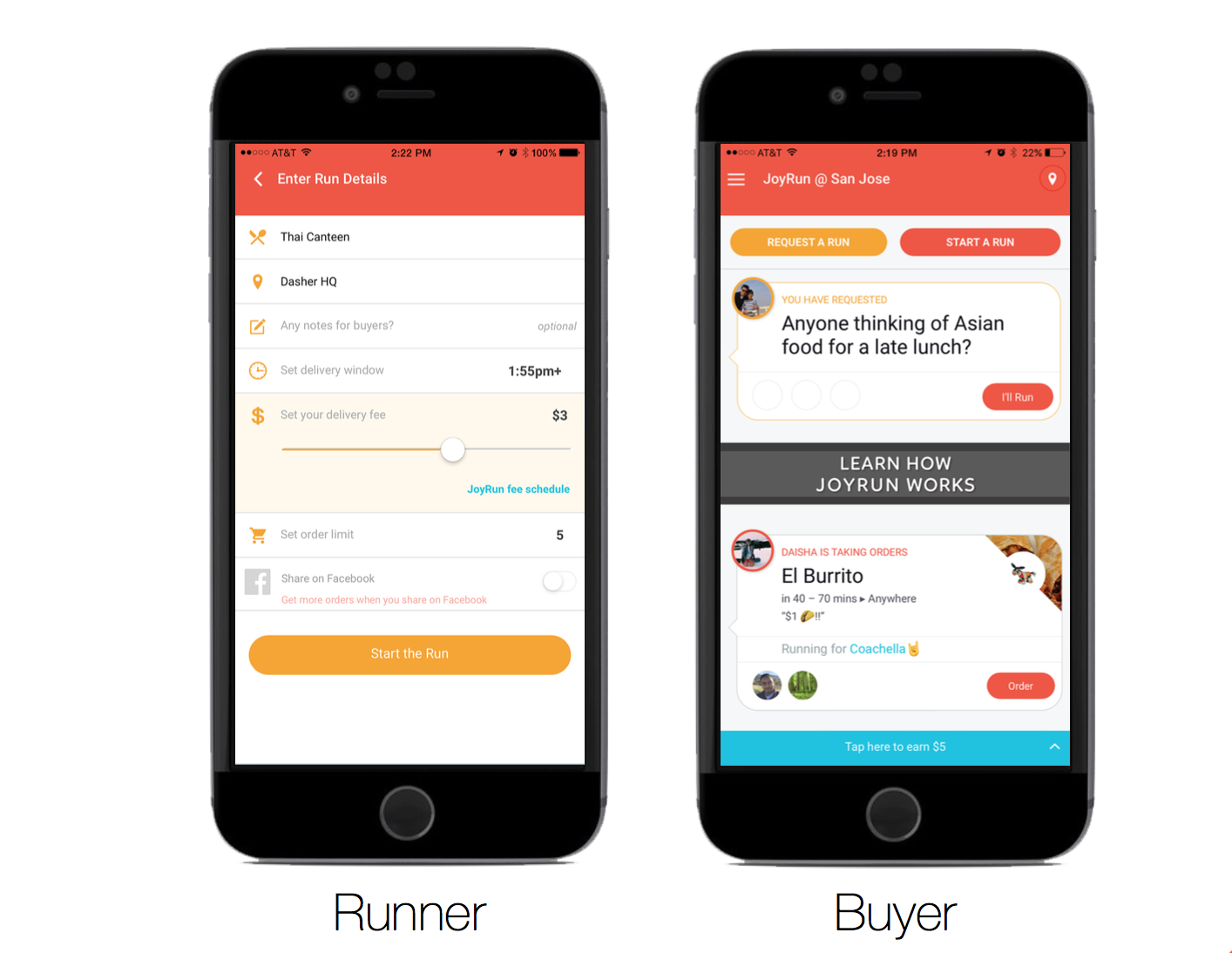 Food Delivery Startup JoyRun Announces $10 Million in