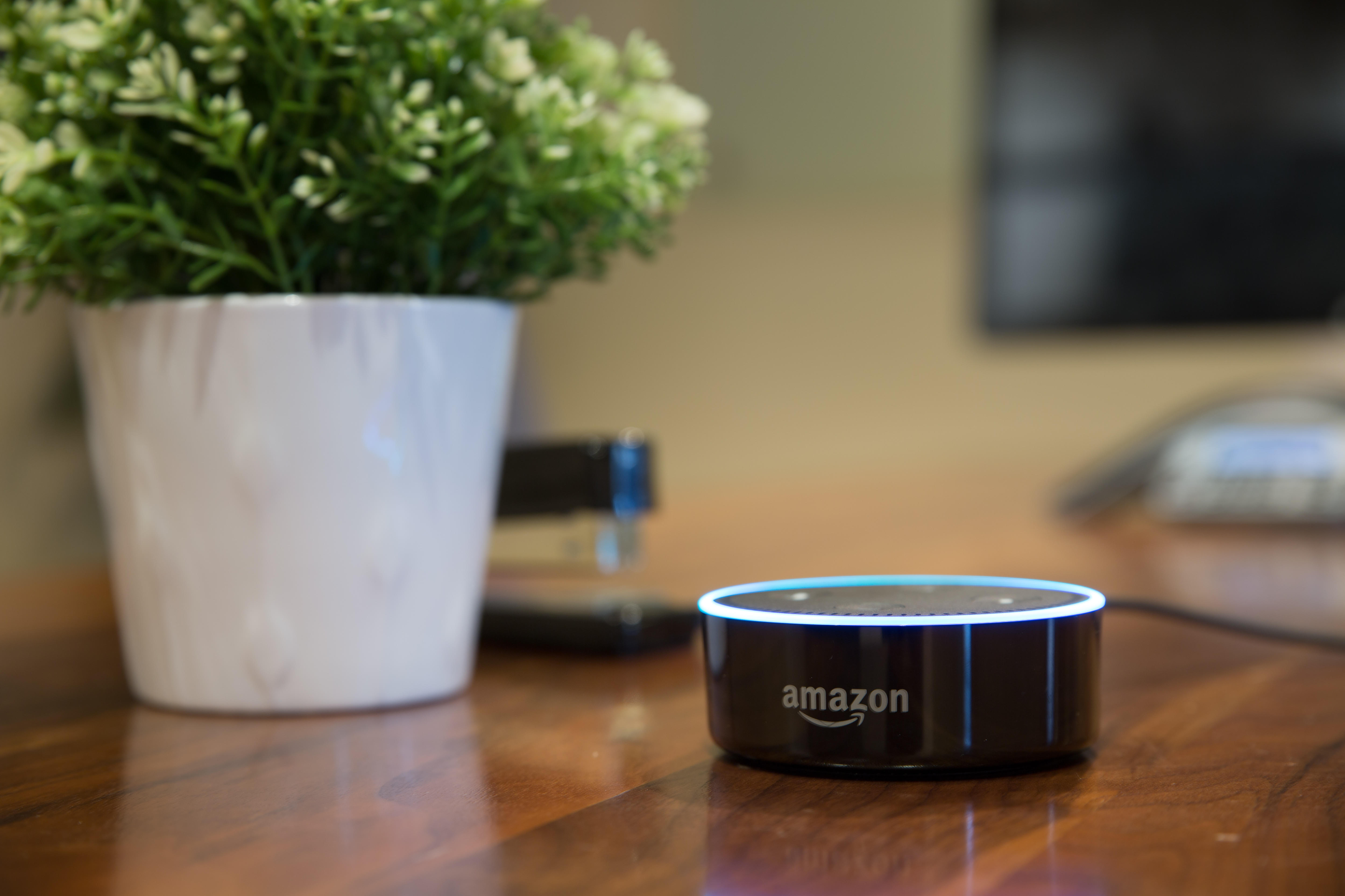Teem brings Amazon Echo into the conference room.