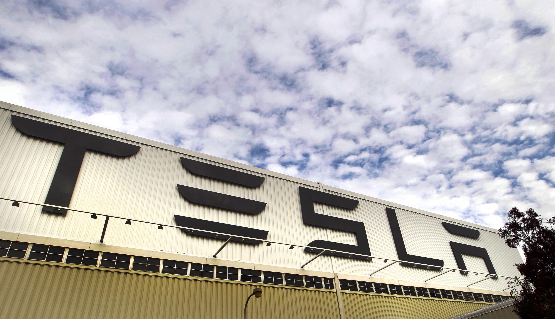 Tesla Motors Opens Electric Car Factory In Northern California