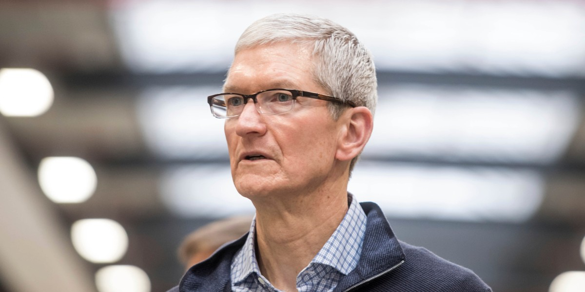 Why Companies Like Apple and IBM Are Backing Transgender Rights