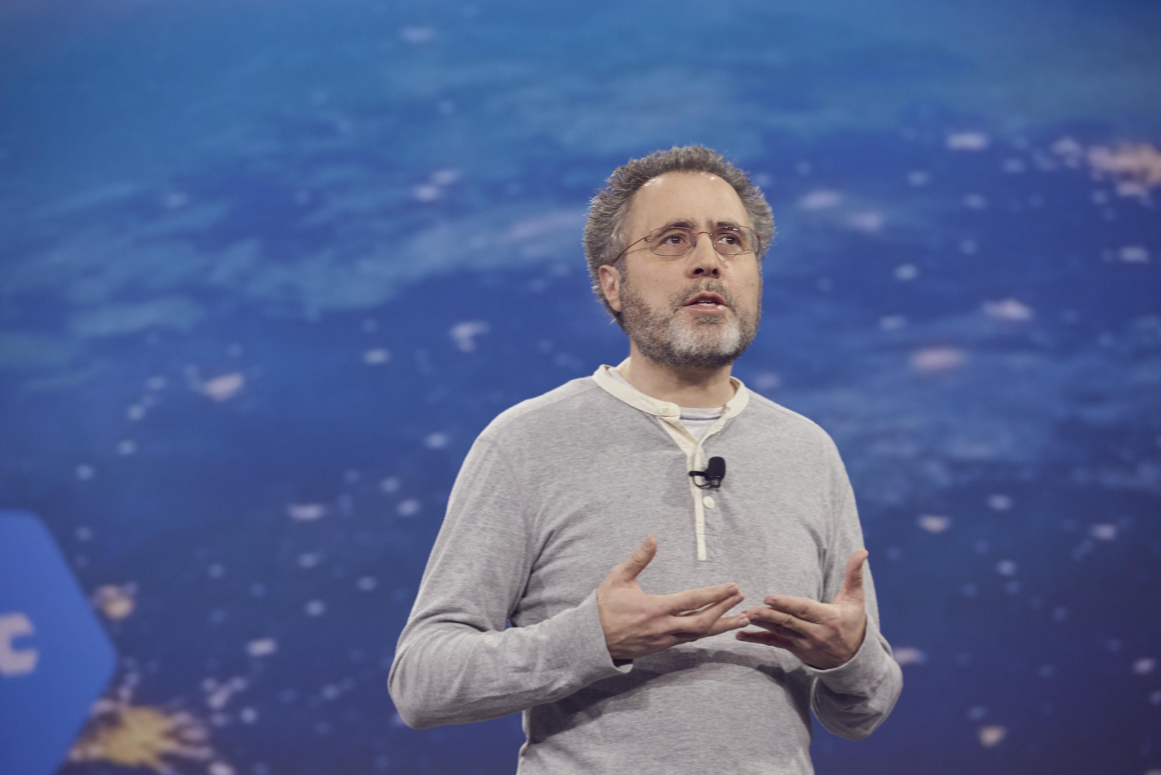 Urs Hölzle, Google senior vice president of infrastructure
