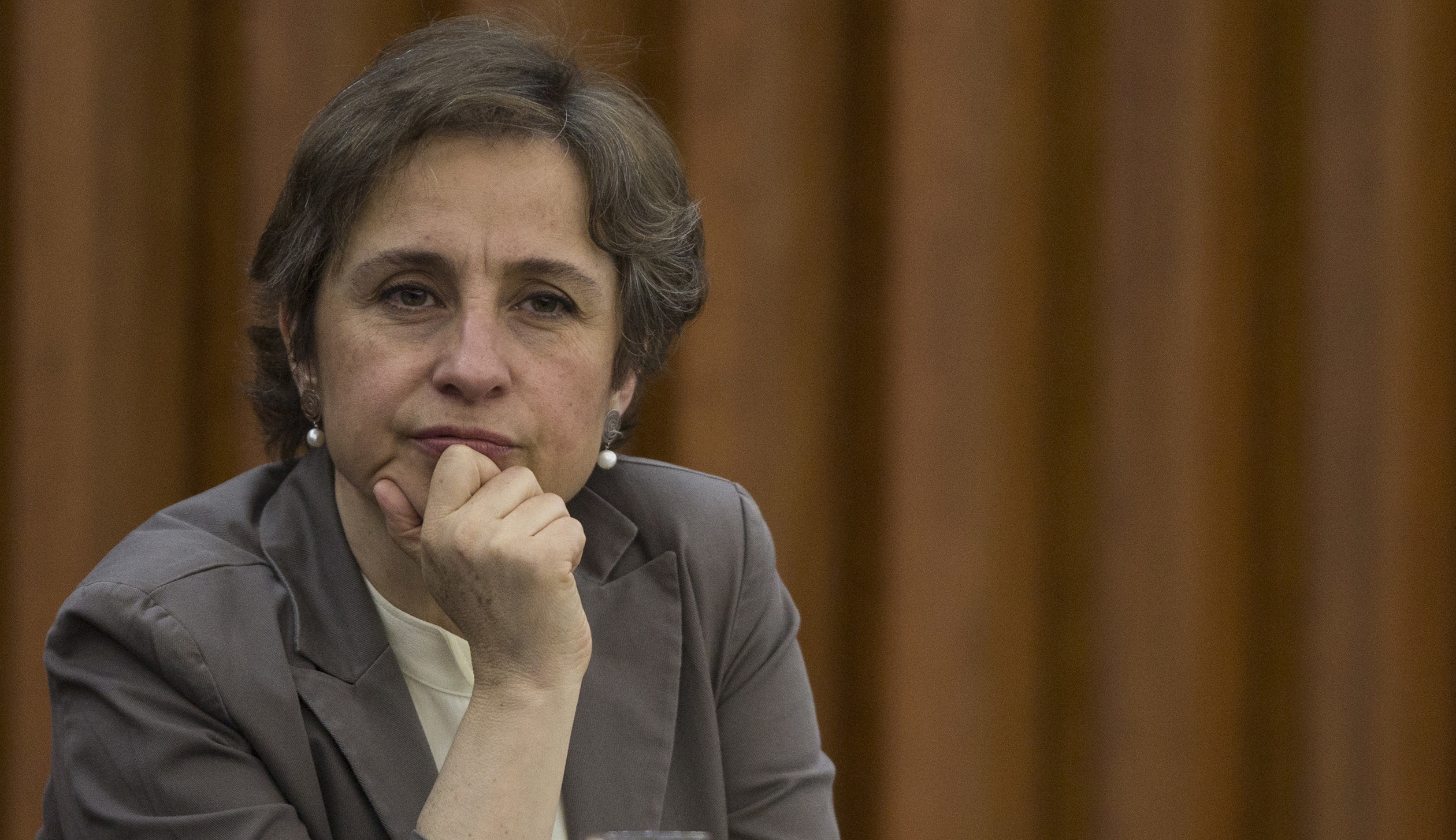 Carmen Aristegui Human Rights Conference