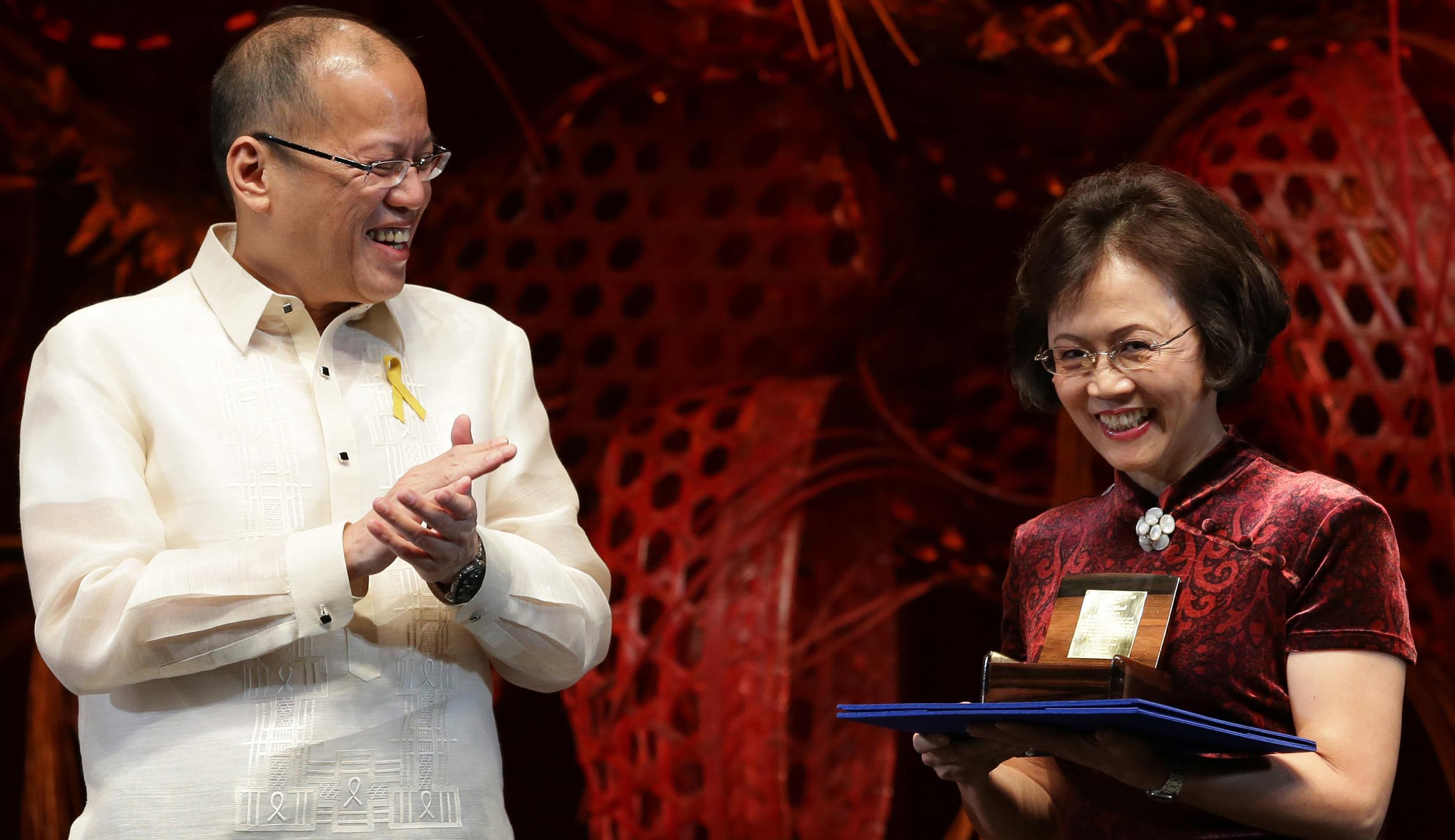Philippines Magsaysay Awards