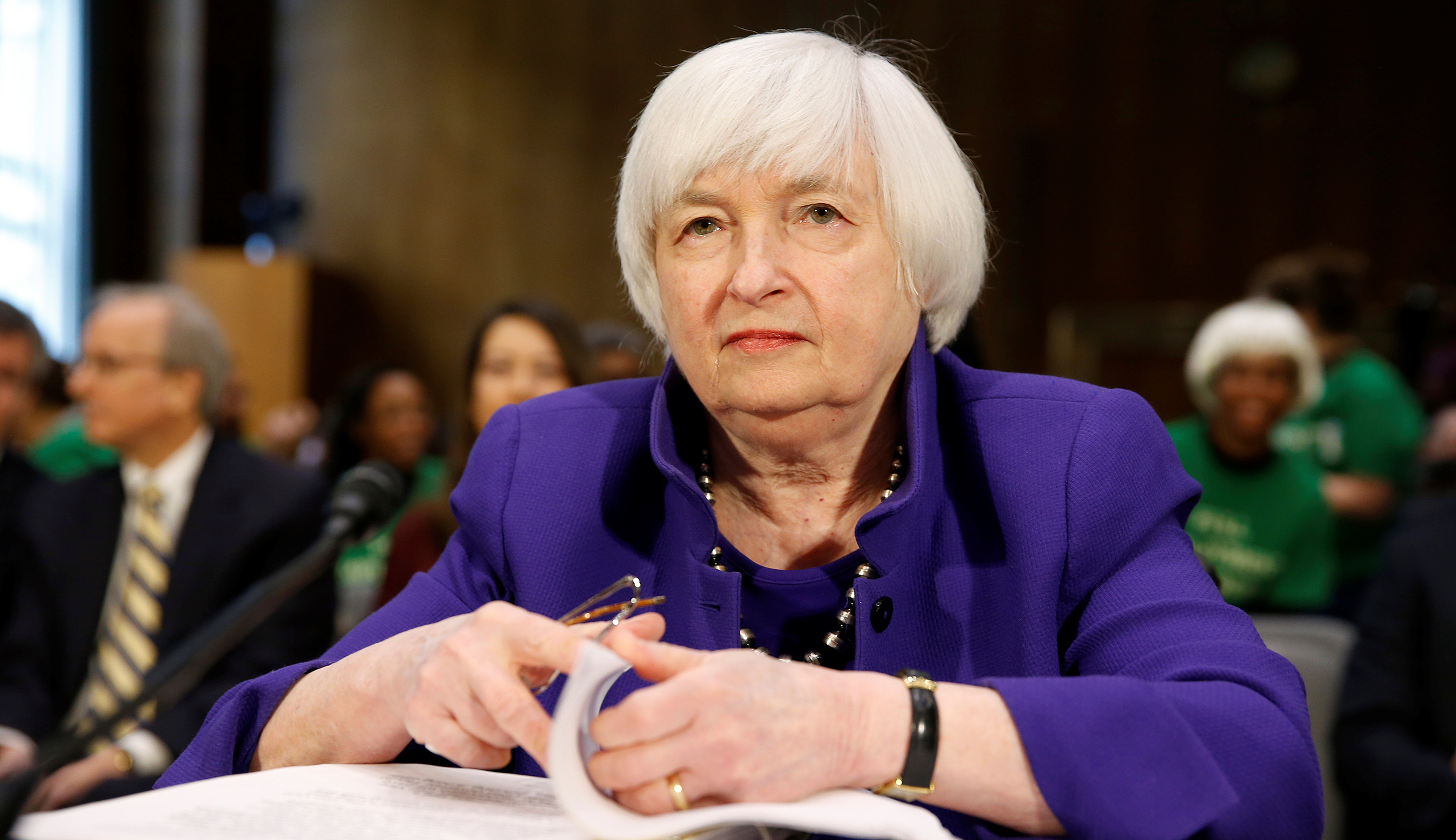 donald trump is open to renominating janet yellen to the fed fortune donald trump is open to renominating janet yellen to the fed fortune