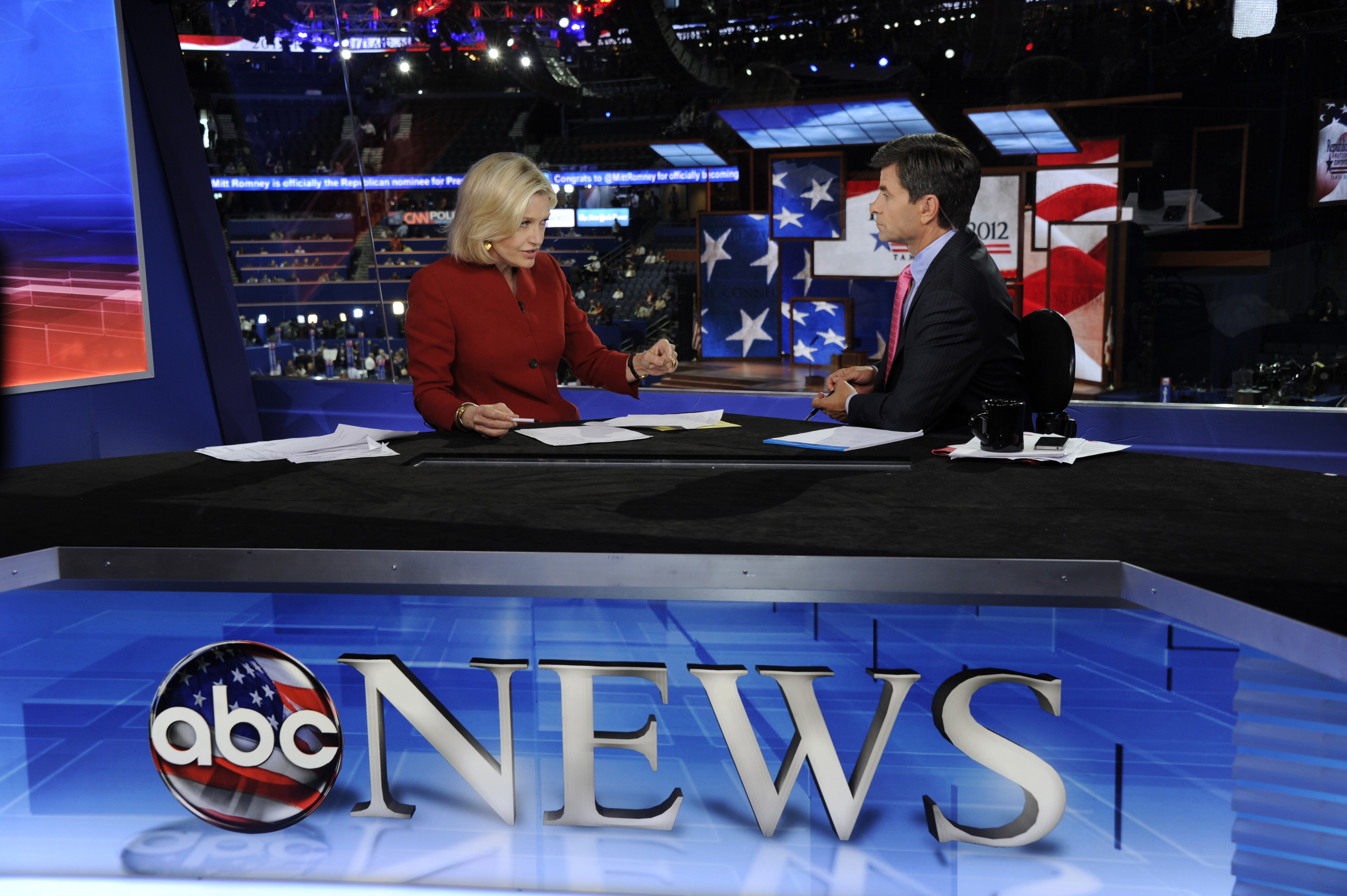 ABC's Coverage Of The 2012 Republican National Convention
