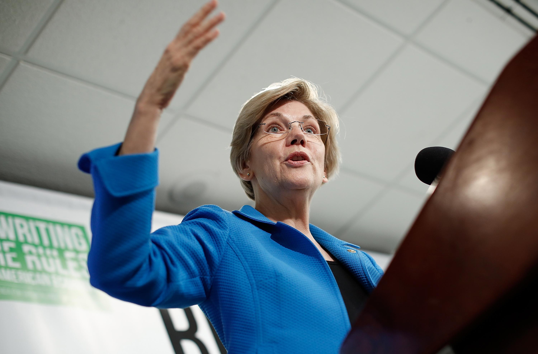 NYC Mayor Bill De Blasio And Sen. Elizabeth Warren Release Progressive Agenda Report