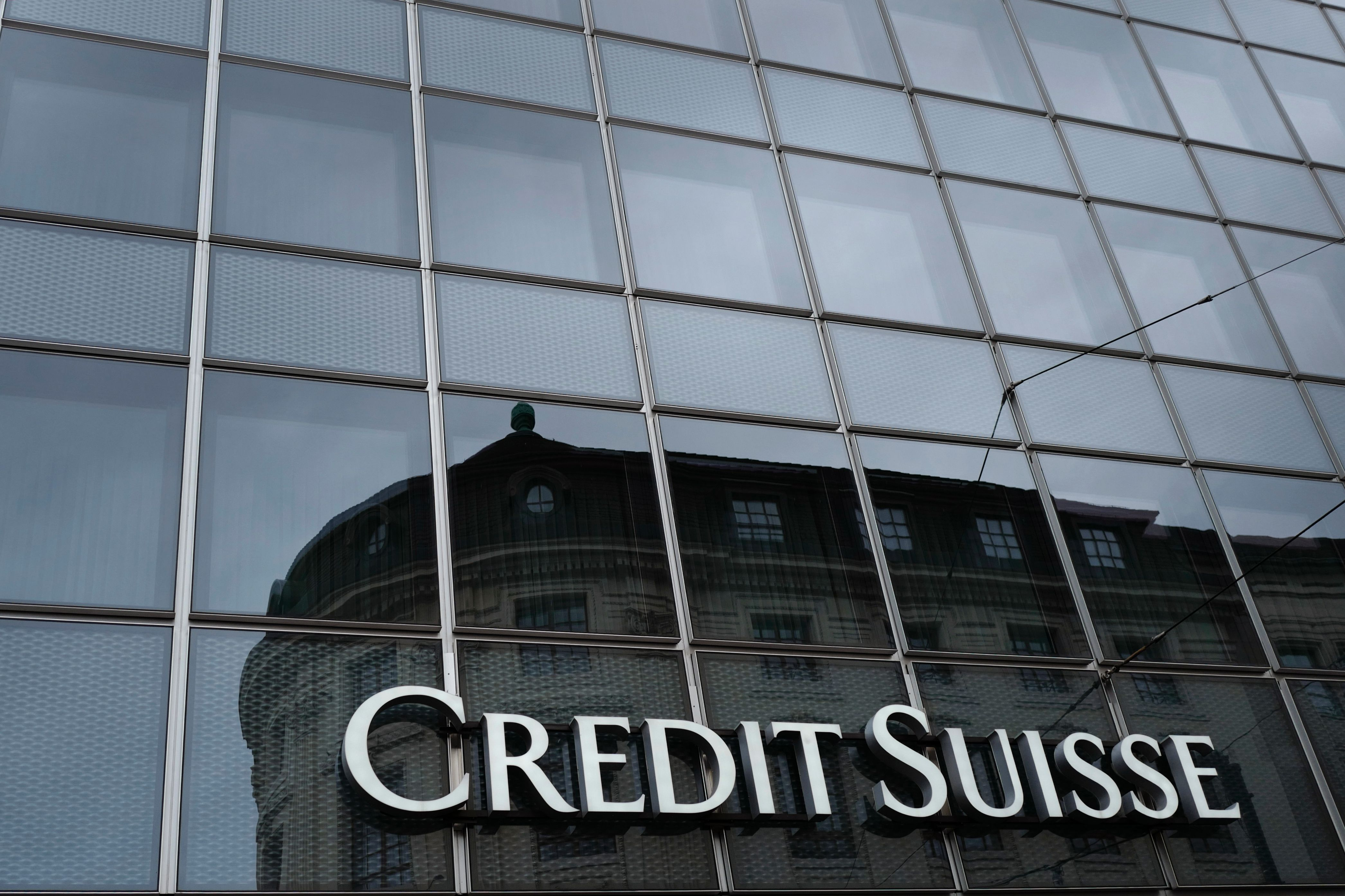 SWITZERLAND-BANKING-CREDITSUISSE