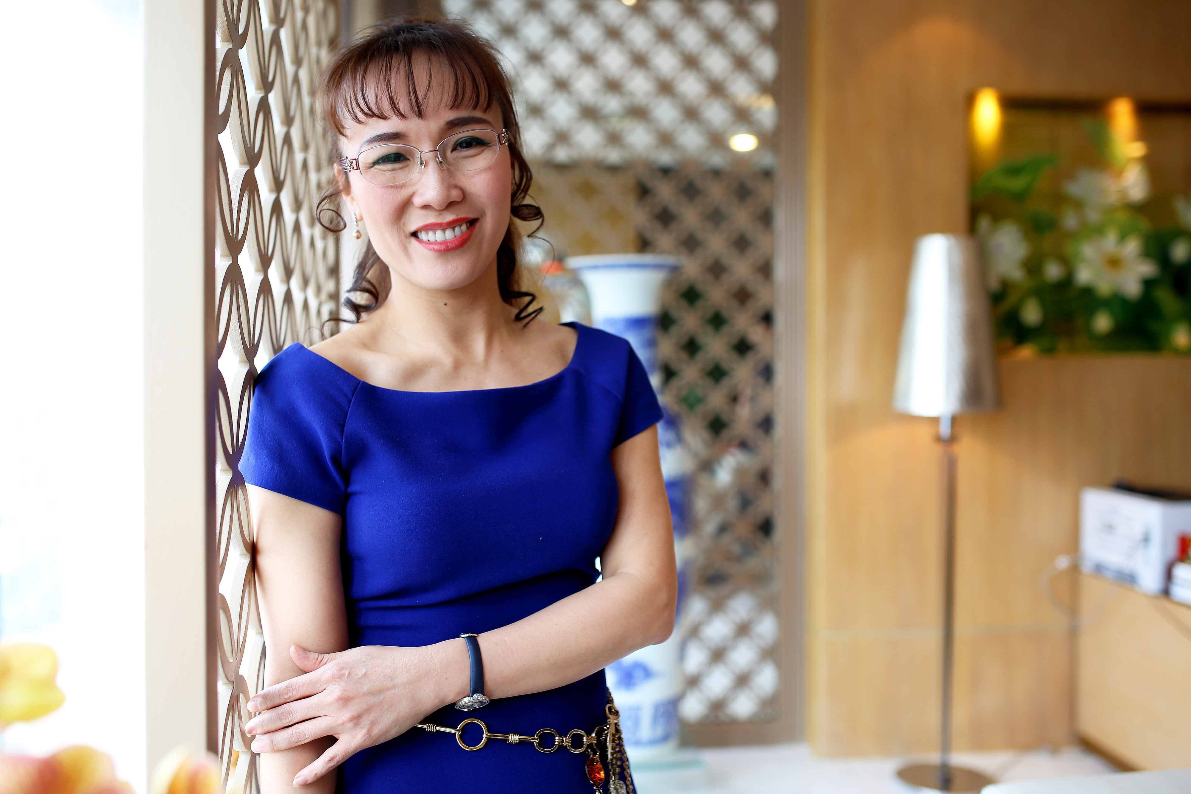 Interview with VietJet CEO Nguyen Thi Phuong Thao And Airline Operations As Carrier Forecasts 30% Profit Growth Ahead of February Listing