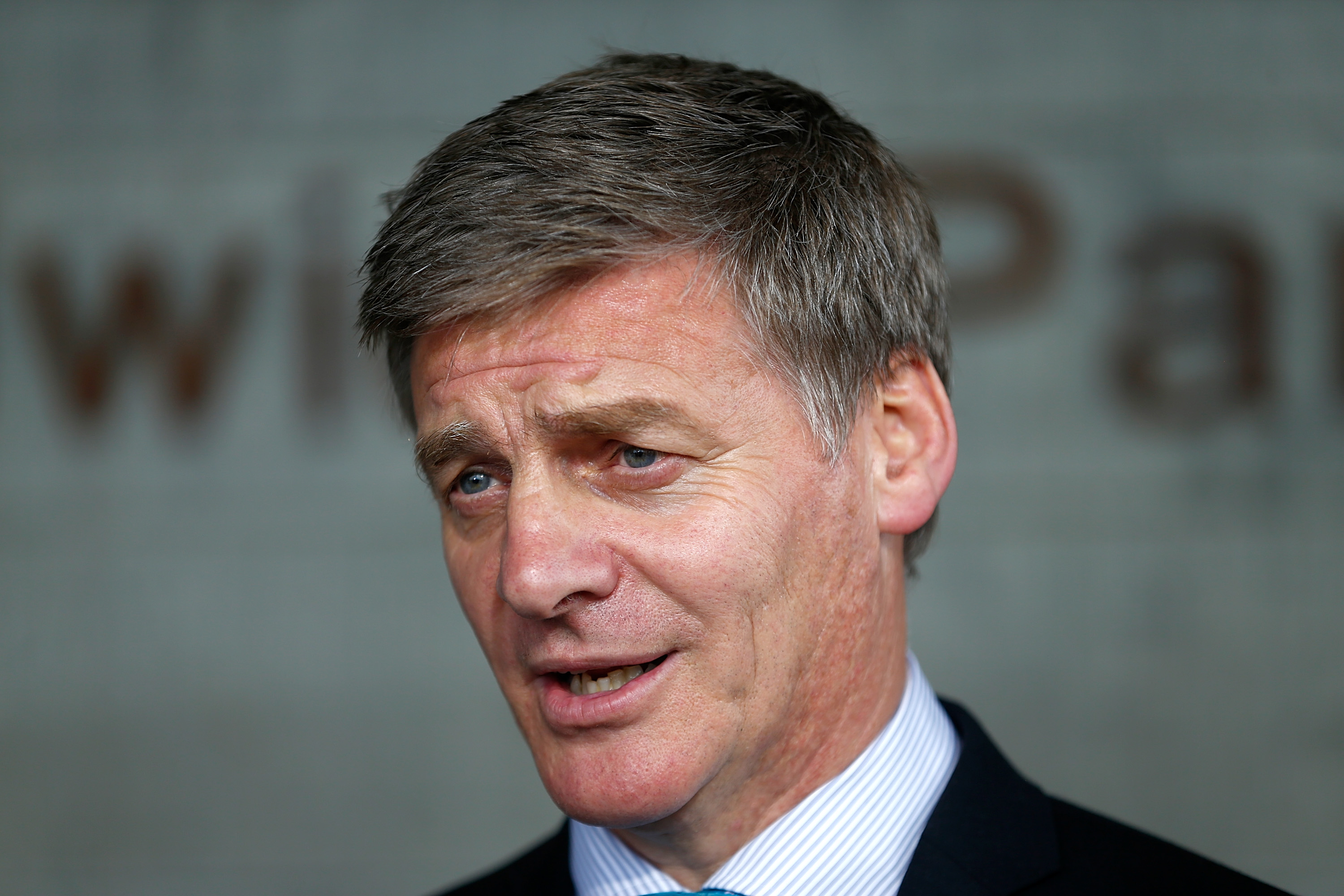 "Prime Minister Bill English Continues To Back Defence Force Following ""Hit And Run"" Allegations"