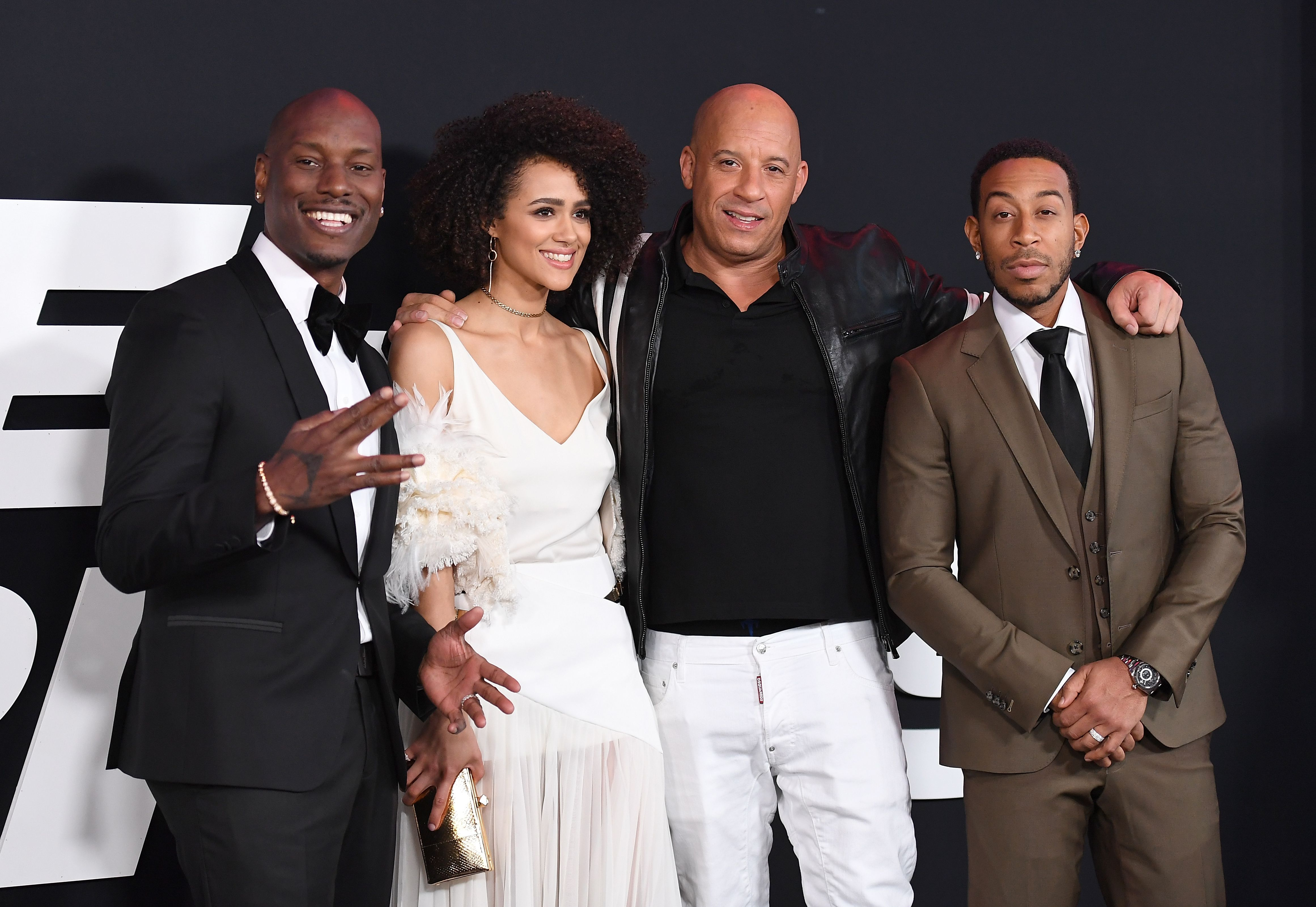 ENTERTAINMENT-US-CINEMA-THE FATE OF THE FURIOUS