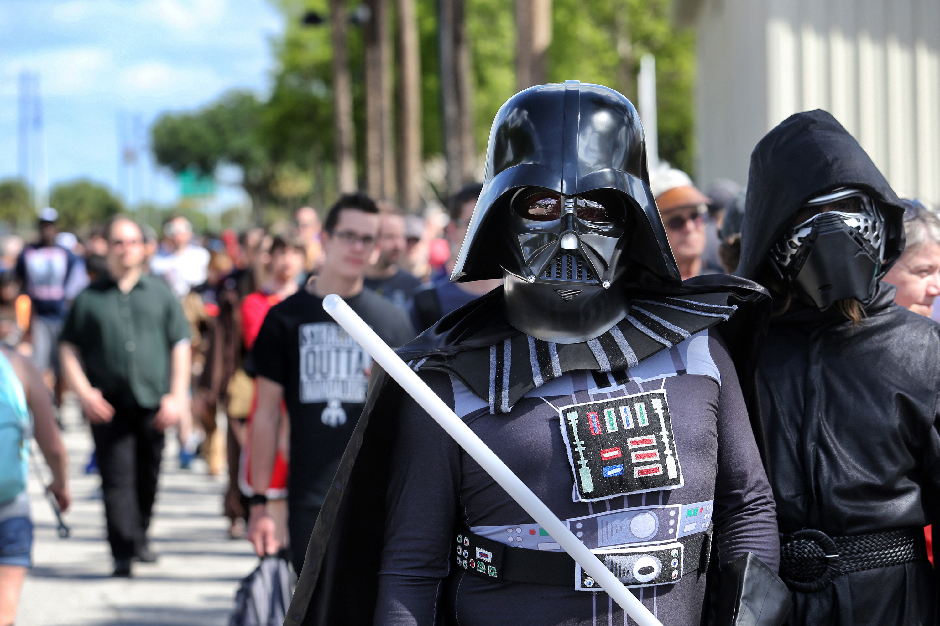 Star Wars Celebration, Orlando, Florida