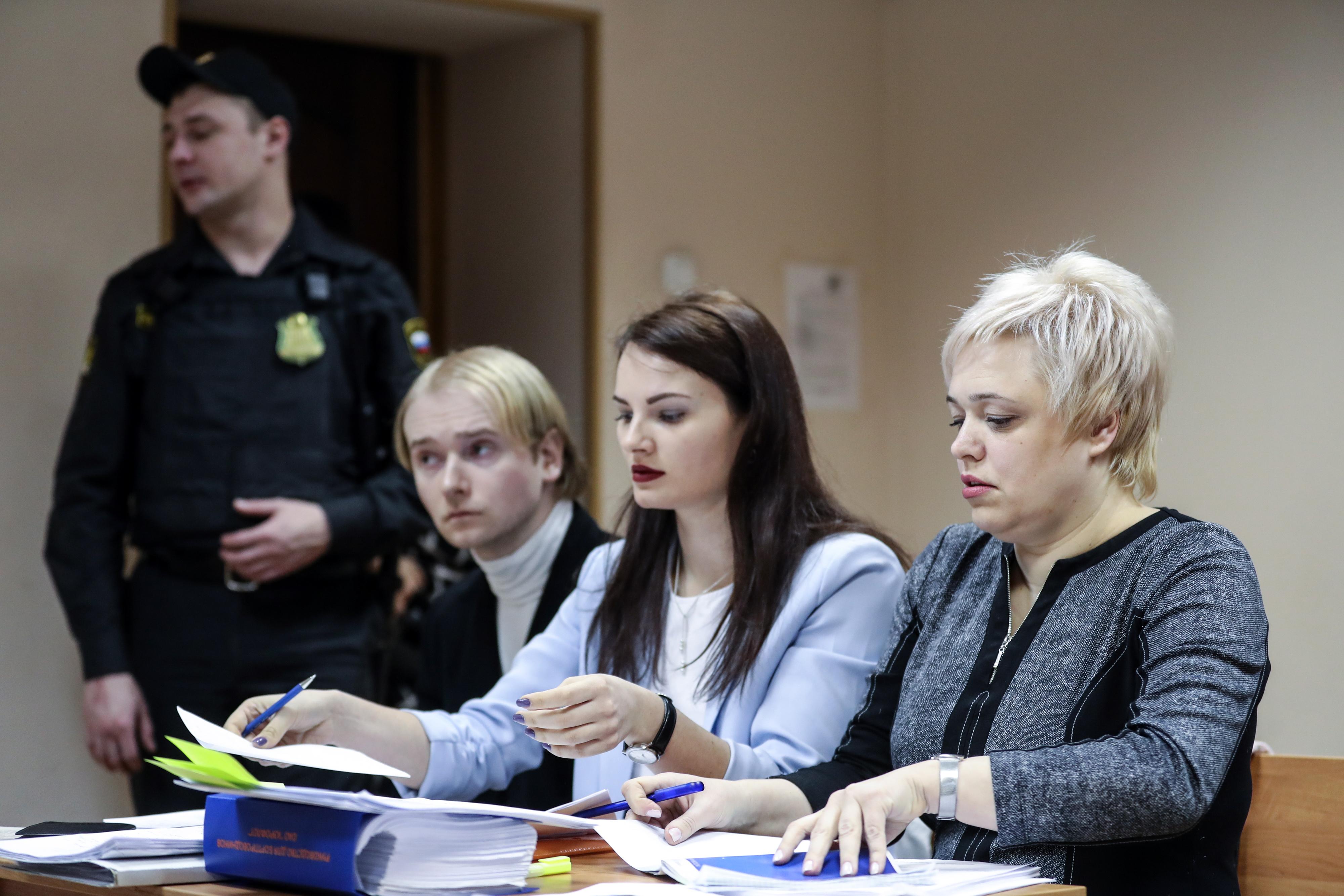 Russian flight attendant sues Aeroflot Airline