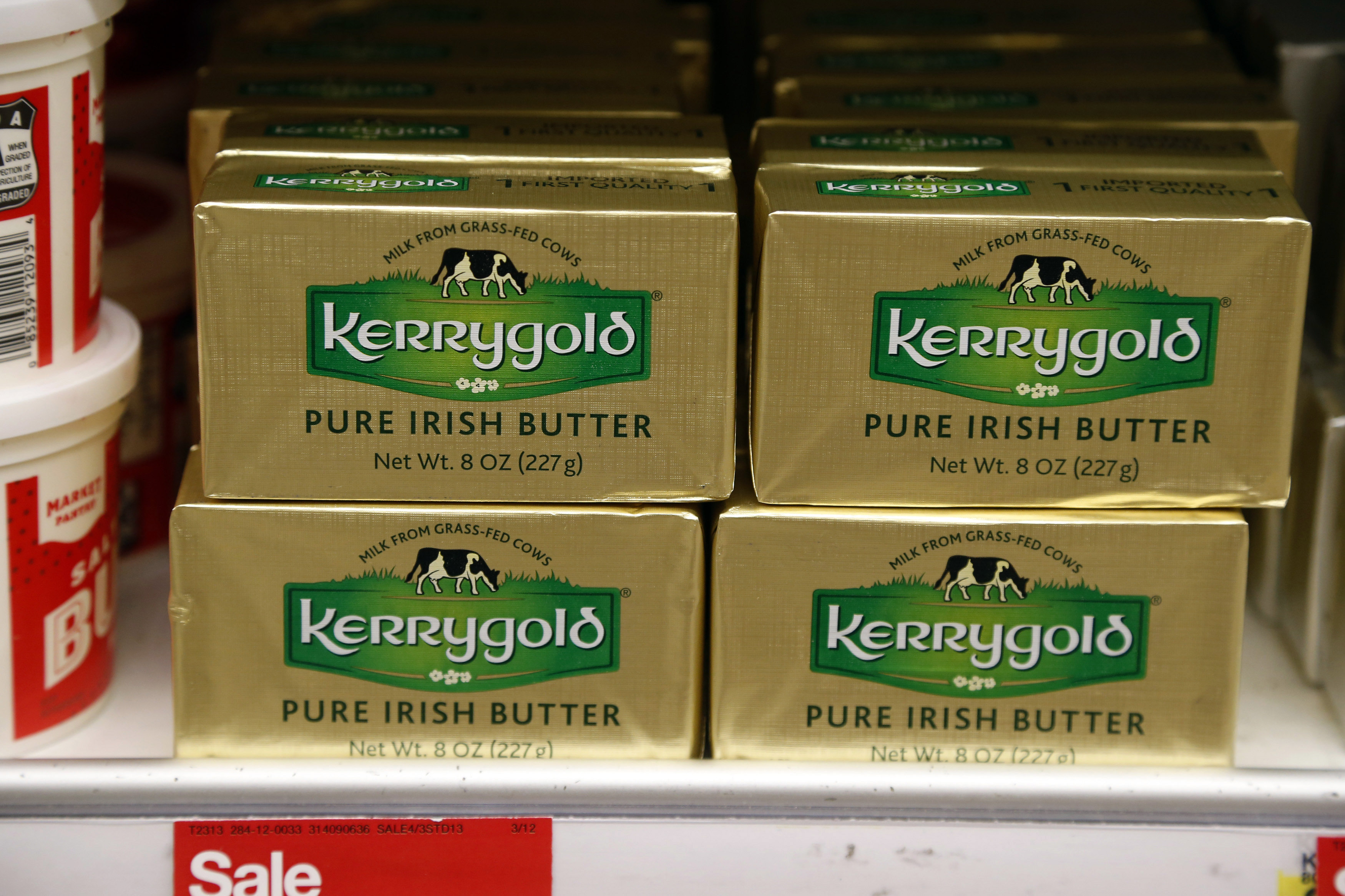 Irish Butter Battle