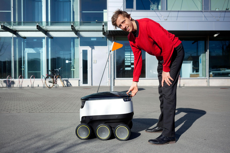 Starship Technologies, Funderbeam.com, Guardtime, Transferwise, Tallinn, Estonia