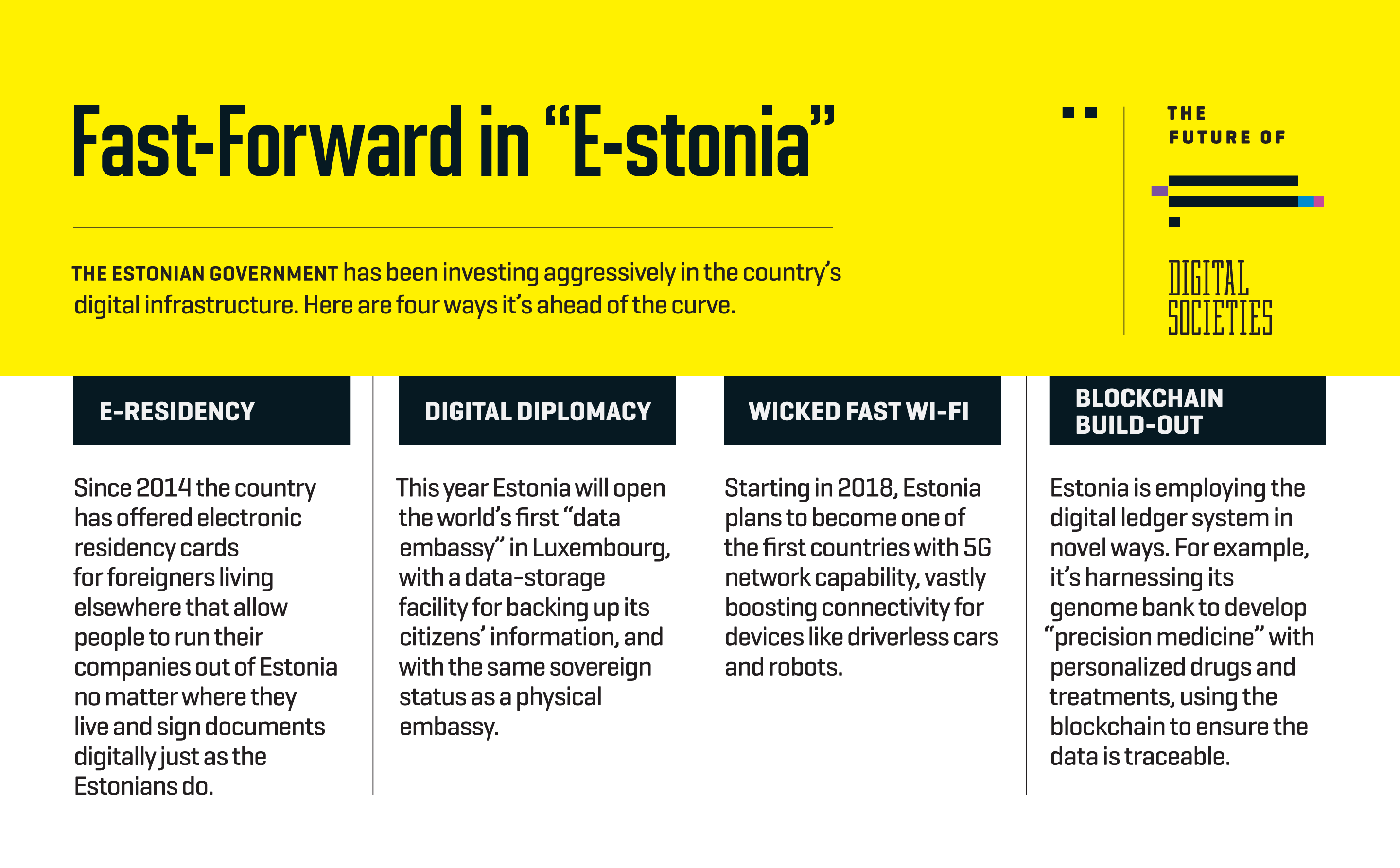 Is Estonia a Preview of Our Tech Future? | Fortune