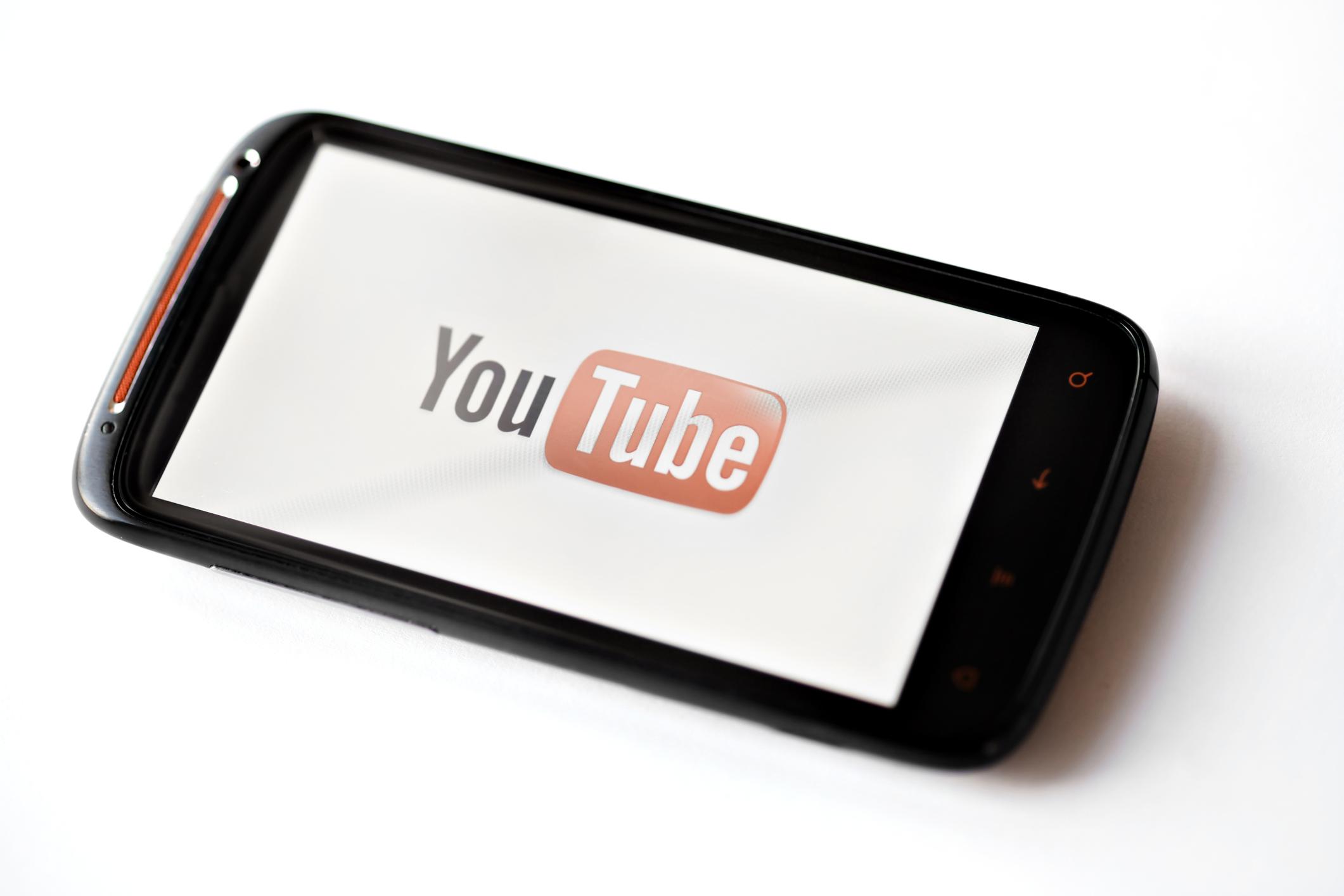 Youtube phone