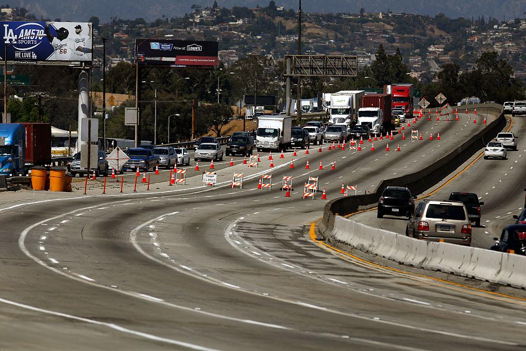 710 Freeway Closure