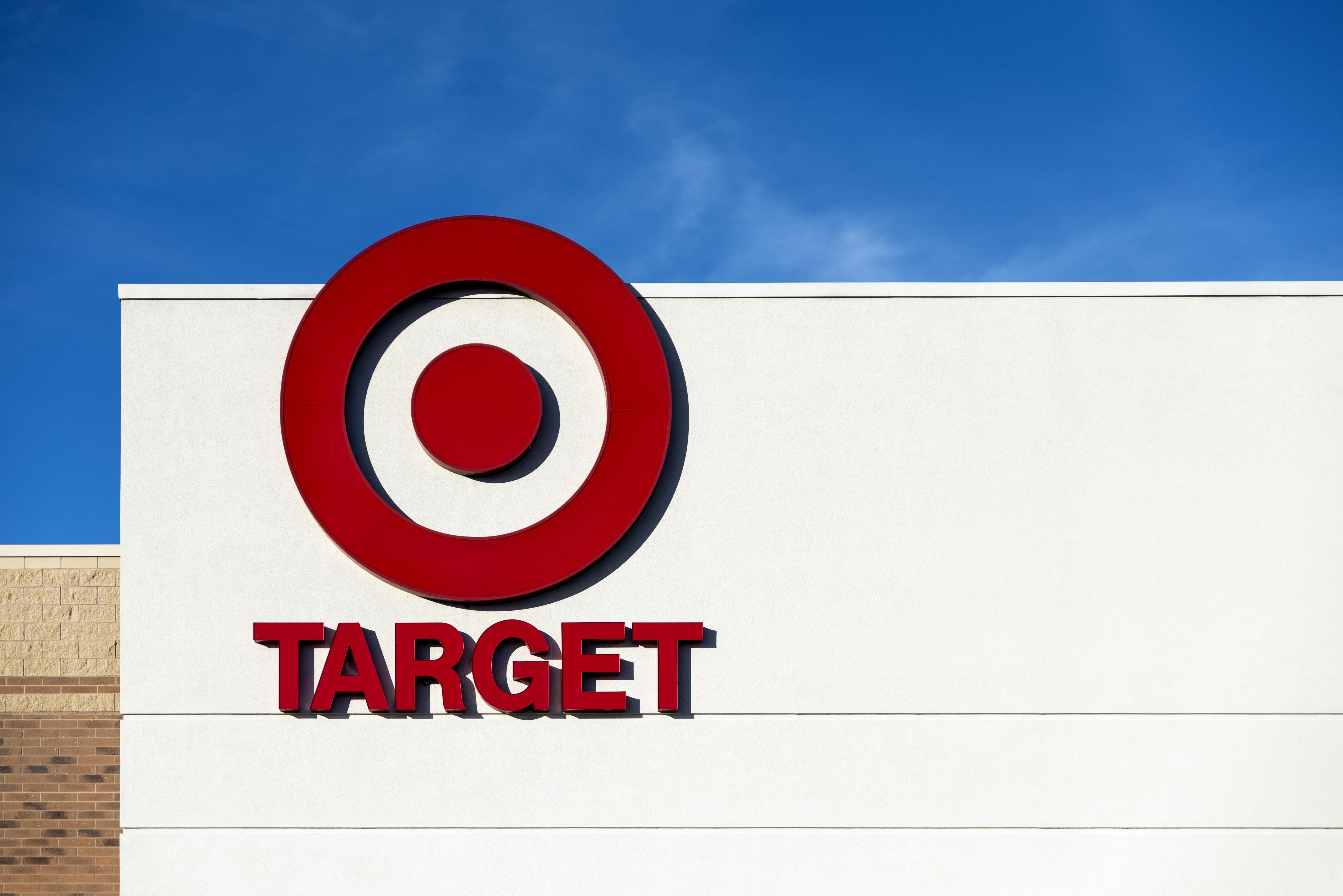 Target Store exterior
