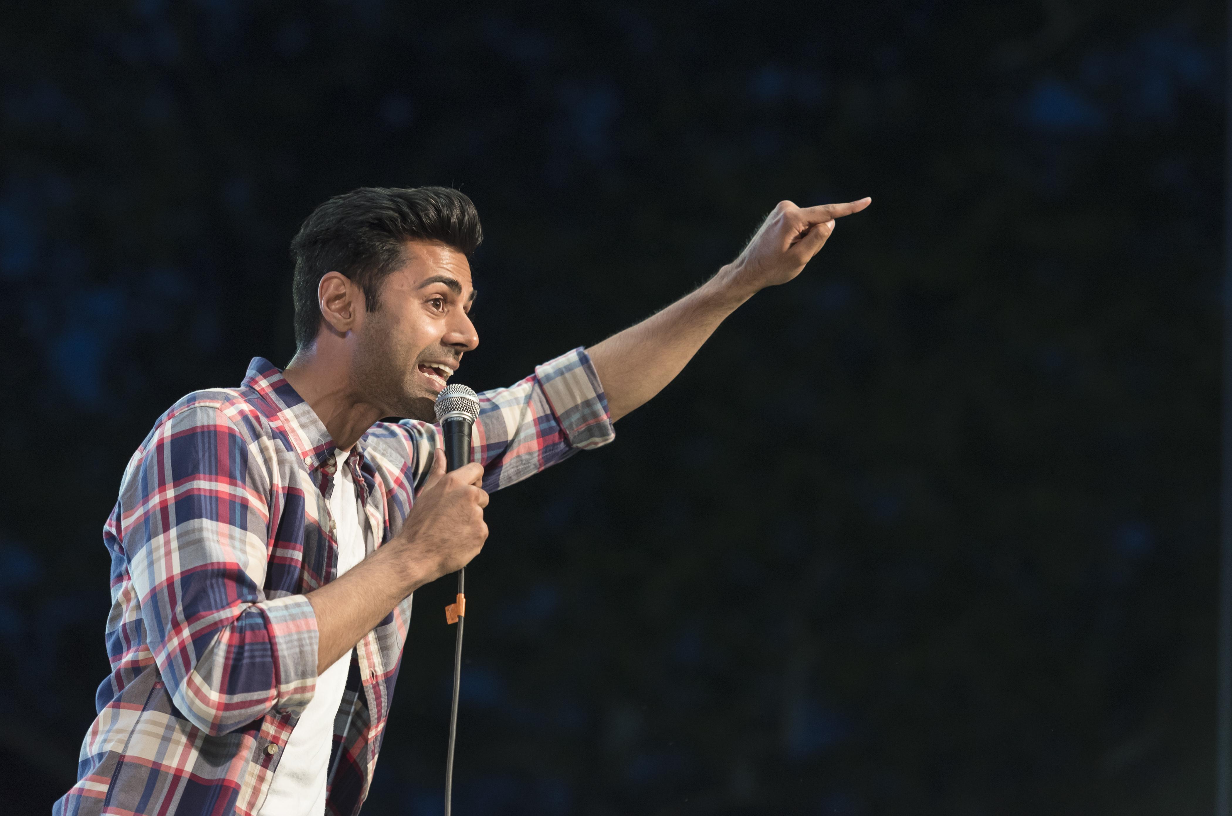 Hasan Minhaj At SummerStage