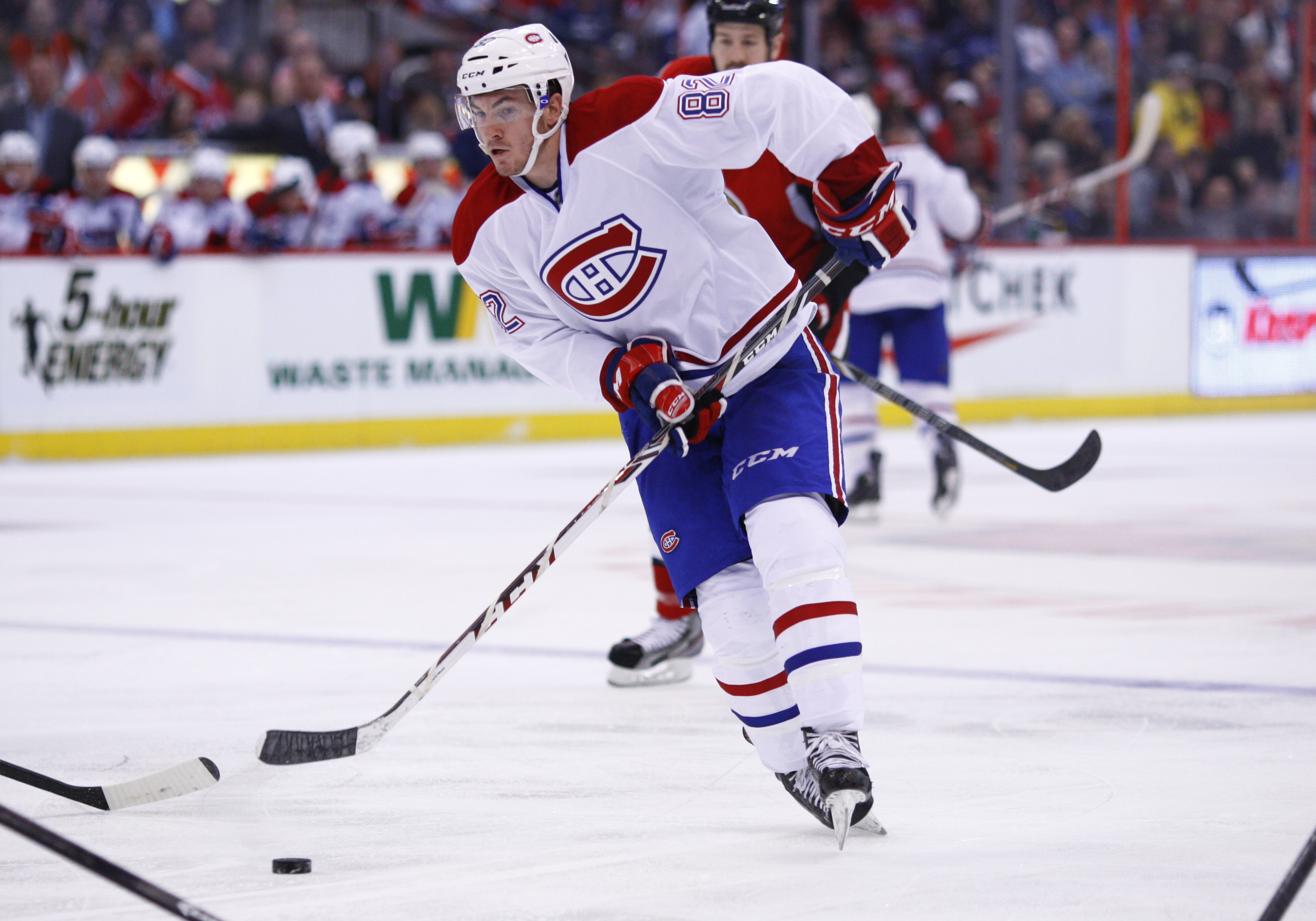 NHL: SEP 25 Preseason - Canadiens at Senators
