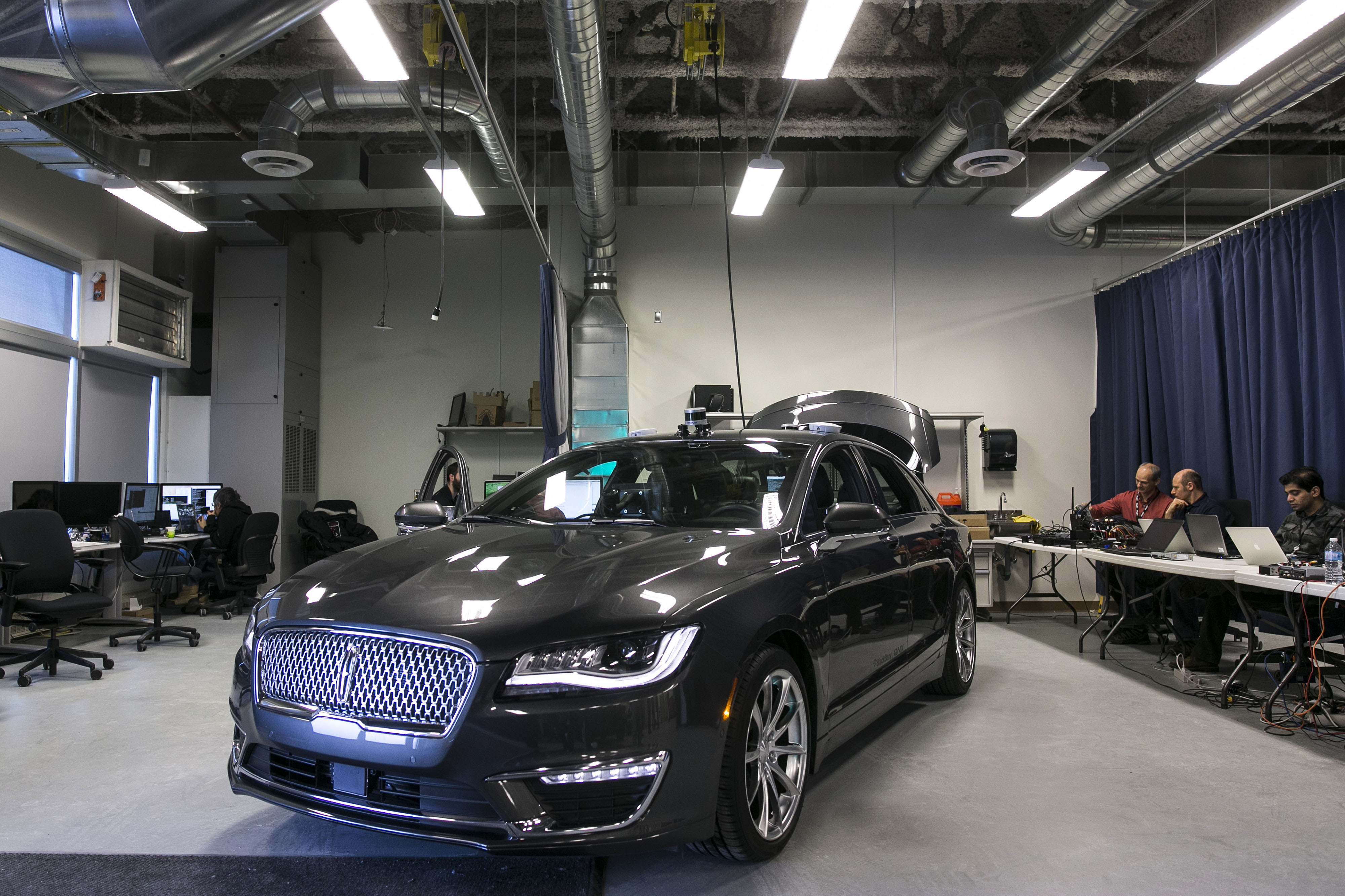 BlackBerry Ltd. Opens Site To Shore Up Self-Driving Car Research