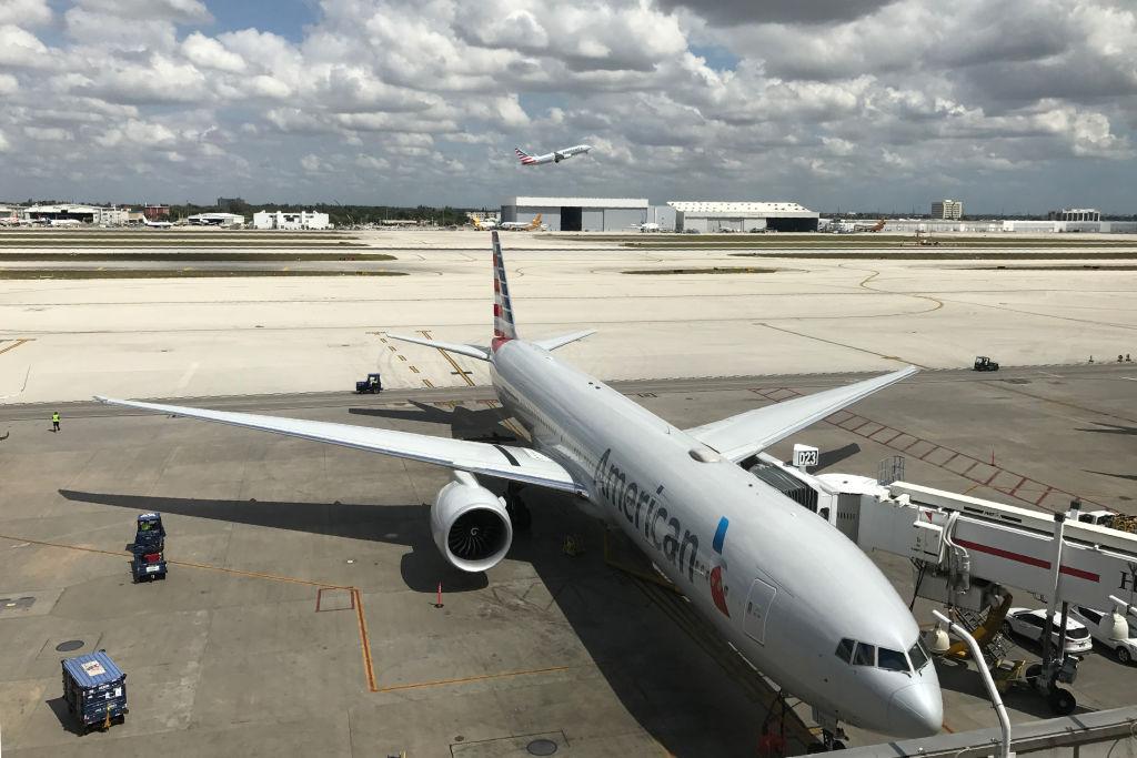 US-TRANSPORT-MIAMI-AIRPORT