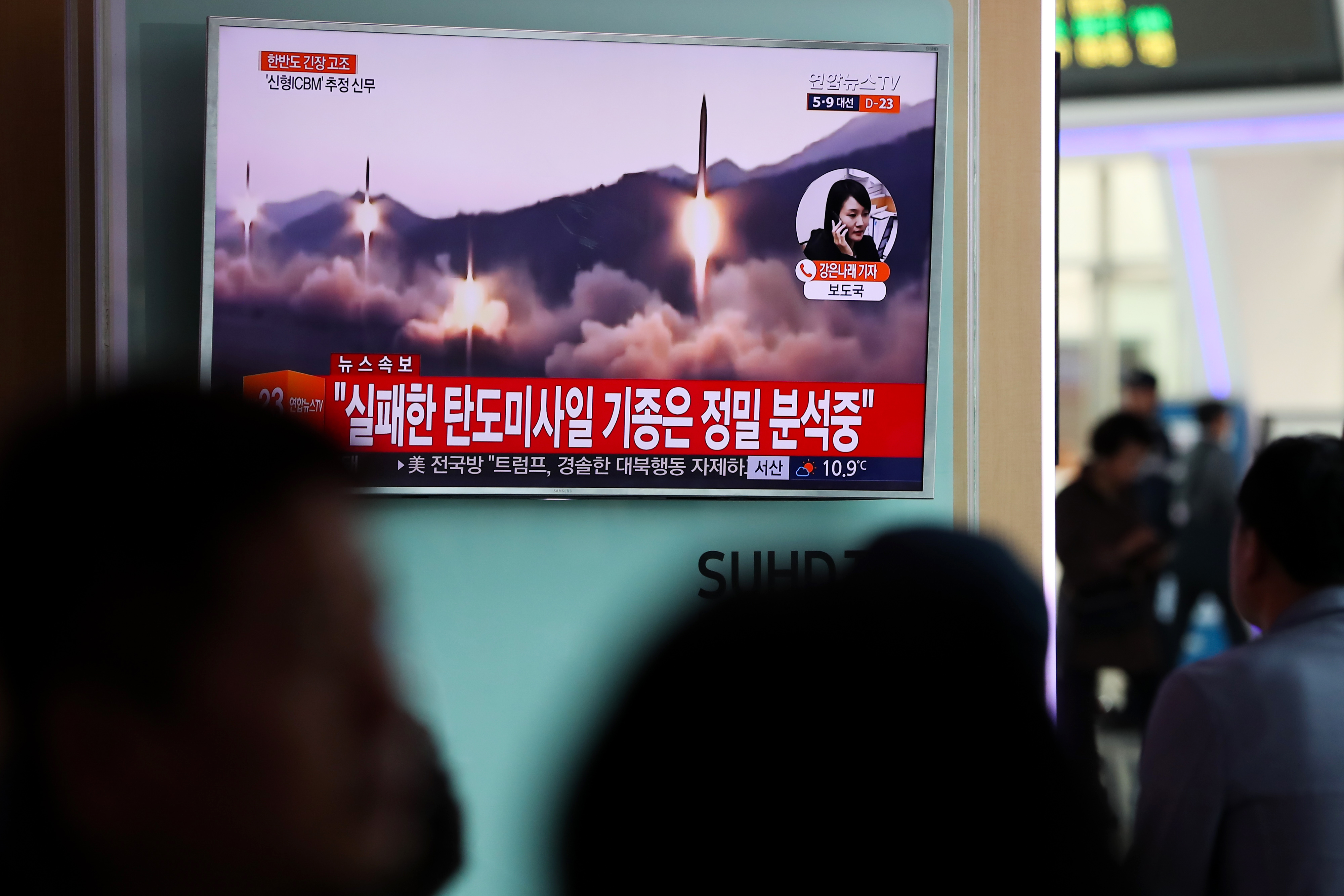 Reactions As North Korea Missile Test Fails in Provocation Before Pence Trip