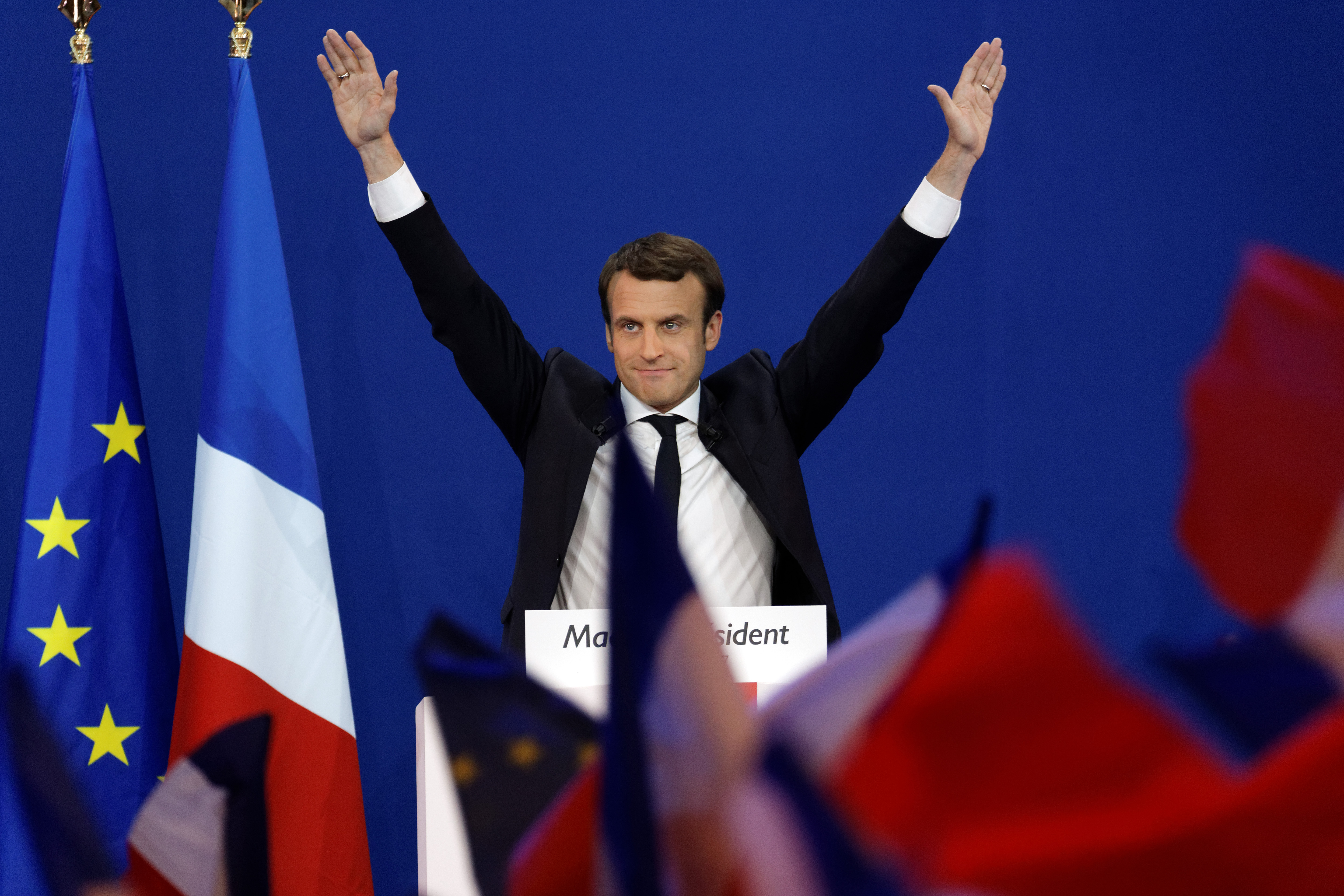 French Election What A Macron Win Means For Business And The Markets Fortune