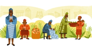 Google Doodle celebrates what would have been Esther Afua Ocloo's 98th birthday.
