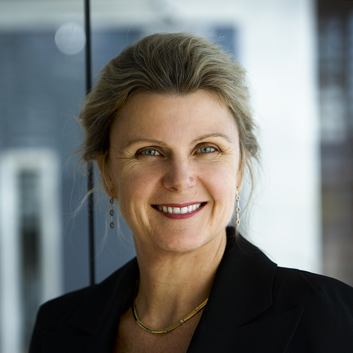 Lorna Davis, CEO of DanoneWave