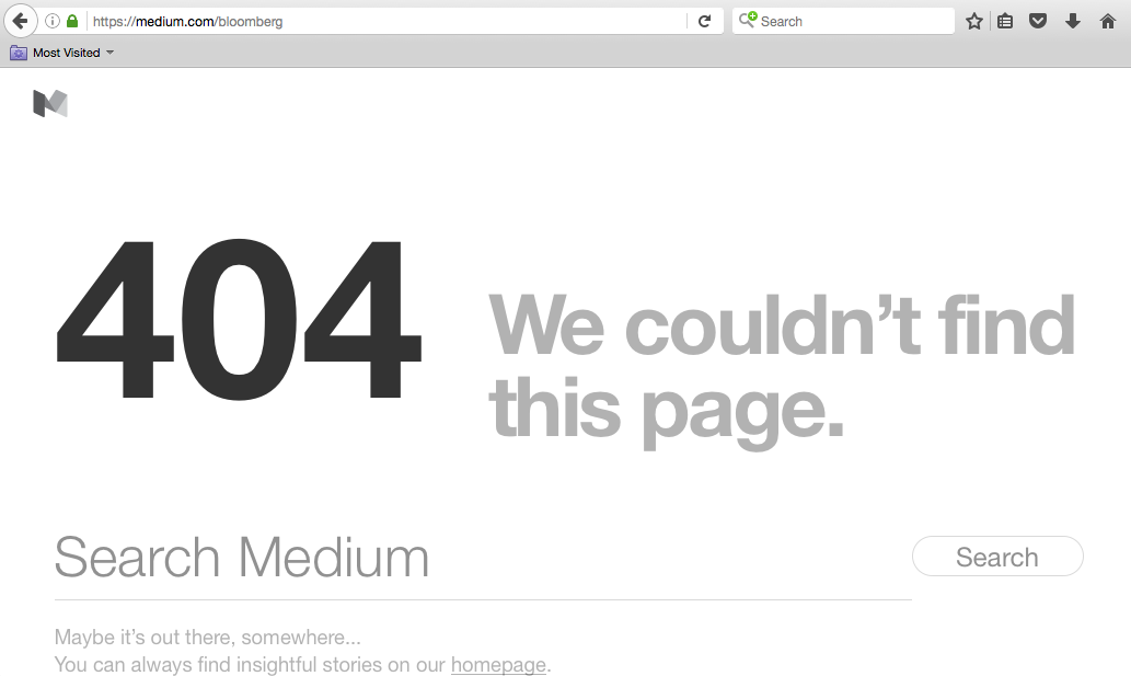 Hacker Group OurMine Hijacked Some Medium Blogs (Including