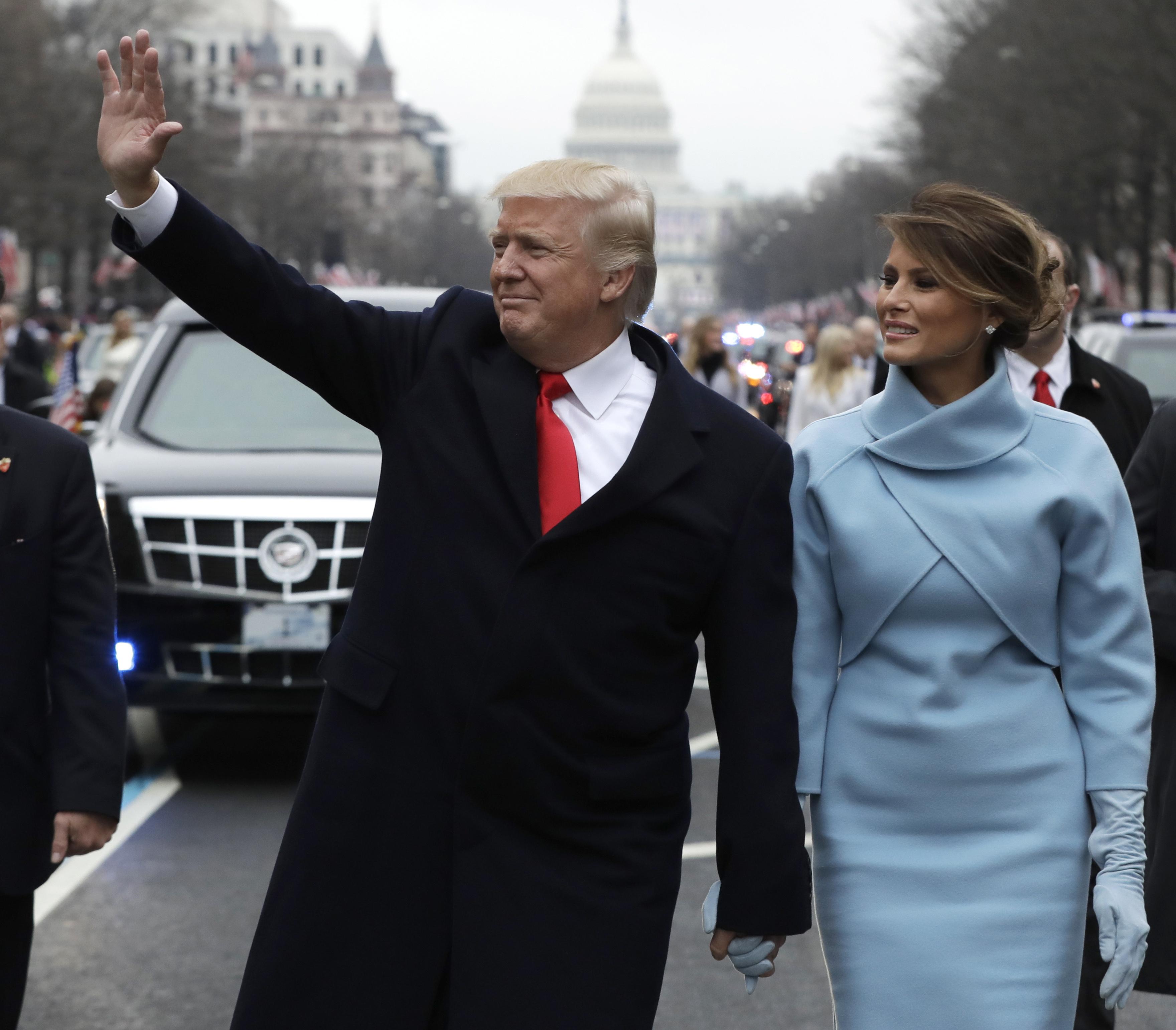 Trump Inaugural Donors