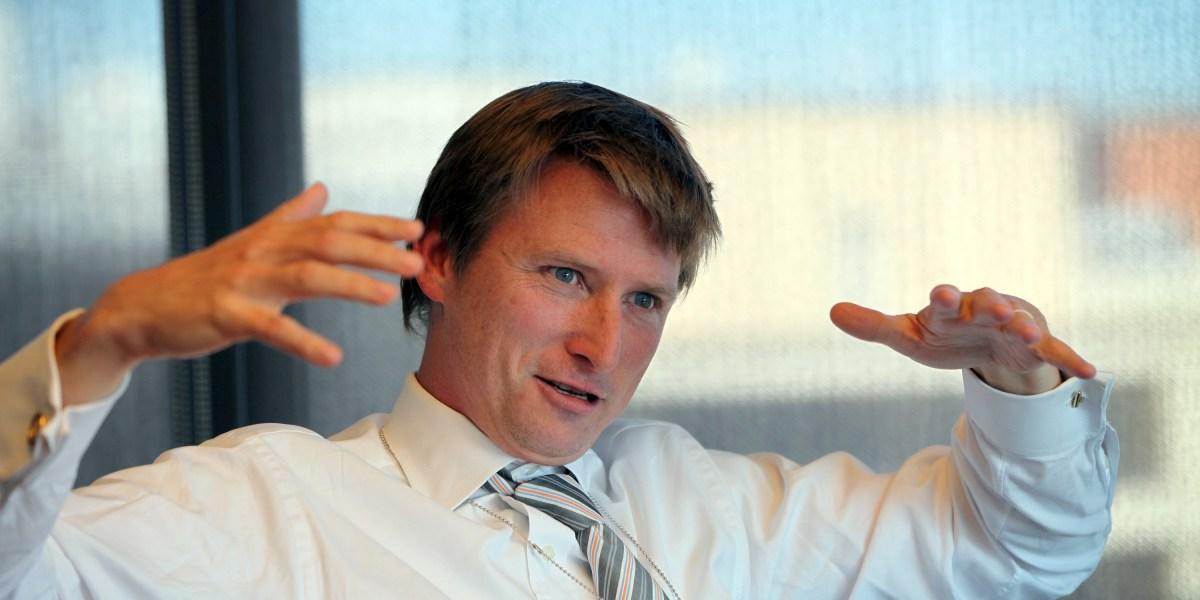 The return of Athenahealth CEO, Jonathan Bush thumbnail