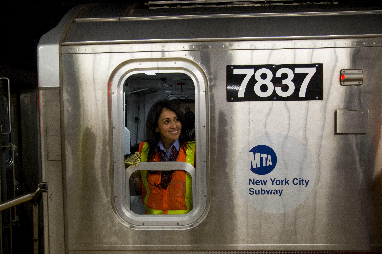 Opening Of The New Hudson Yards Subway Station