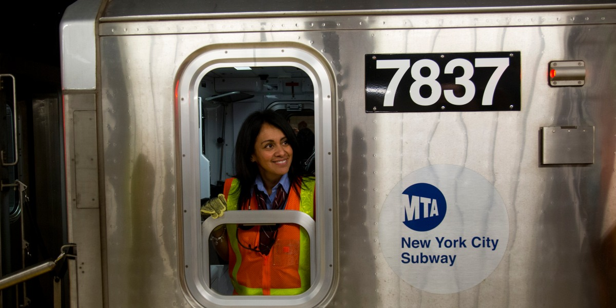 mta nyc subway to offer 'baby on board buttons' to