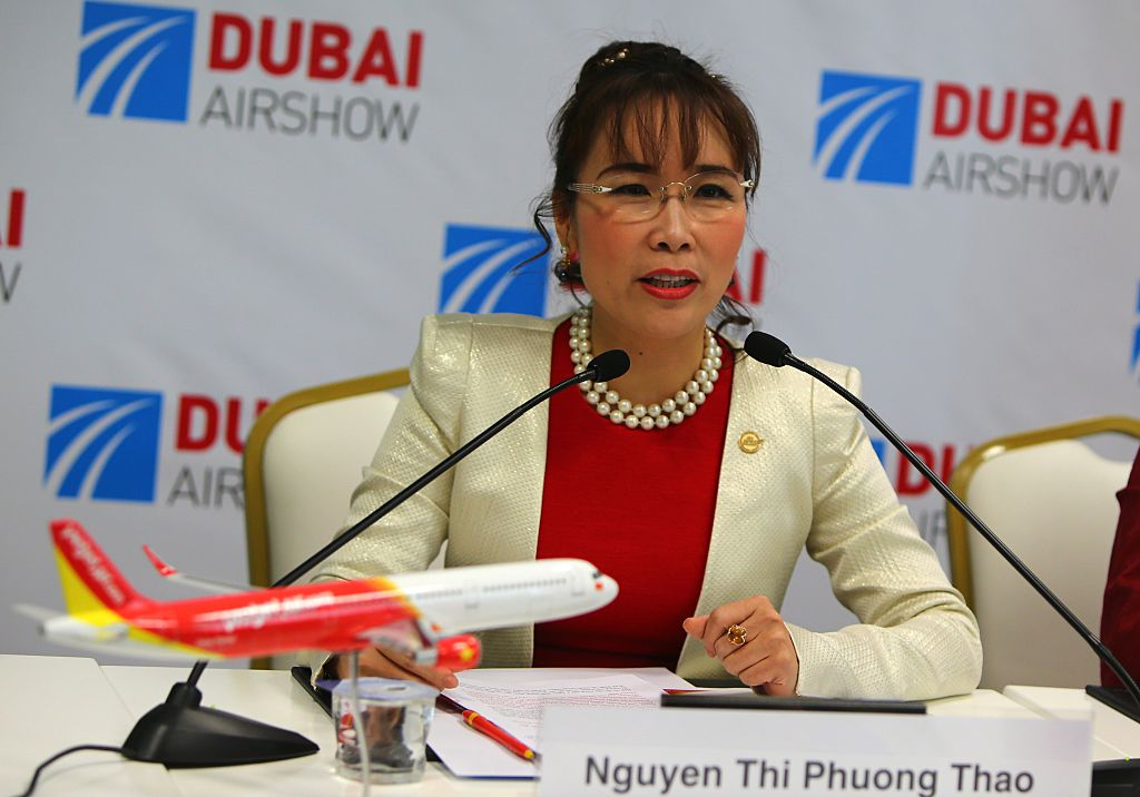 UAE-DUBAI-AVIATION-SHOW-VIETNAM-AIRBUS